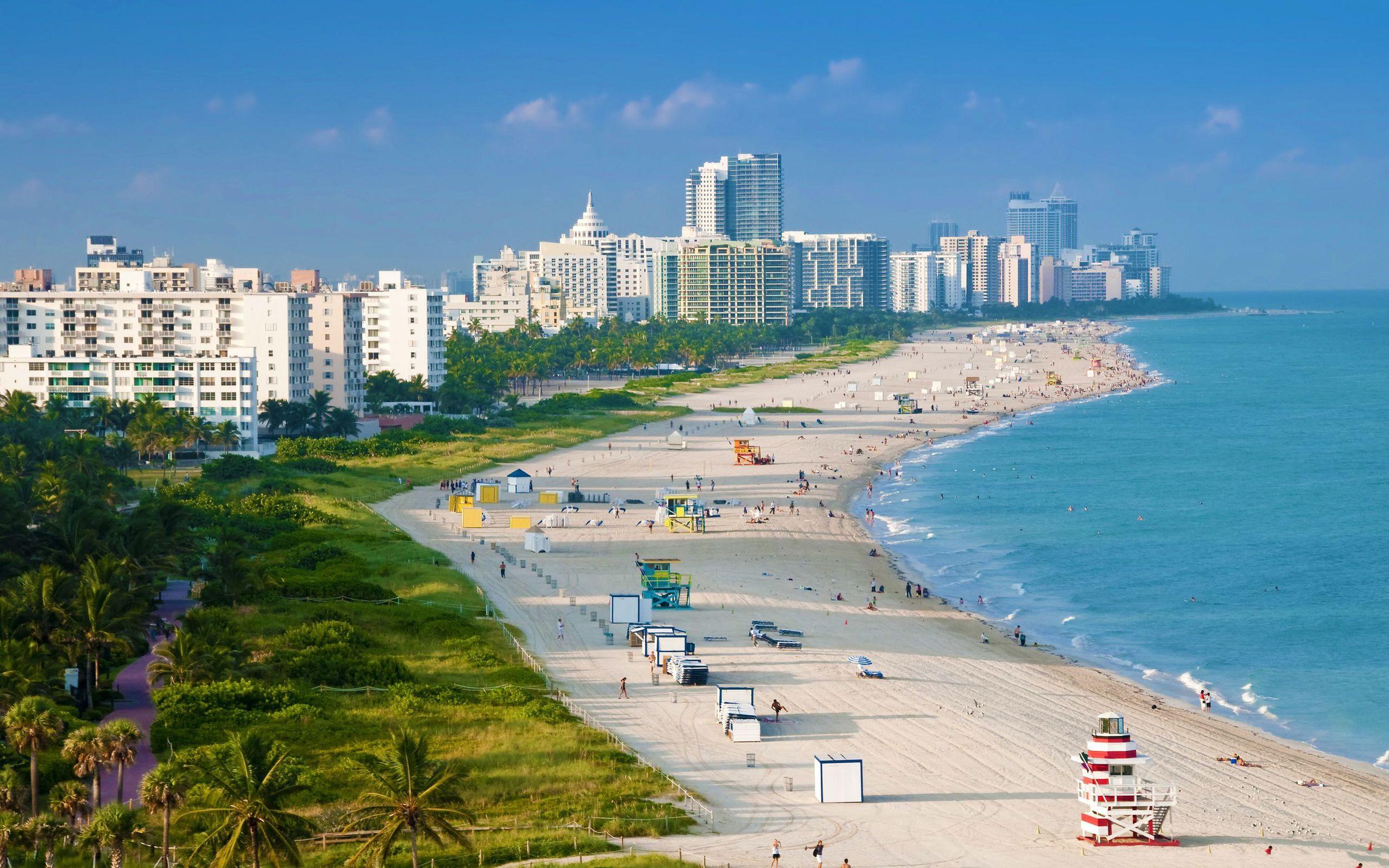 迈阿密海滩