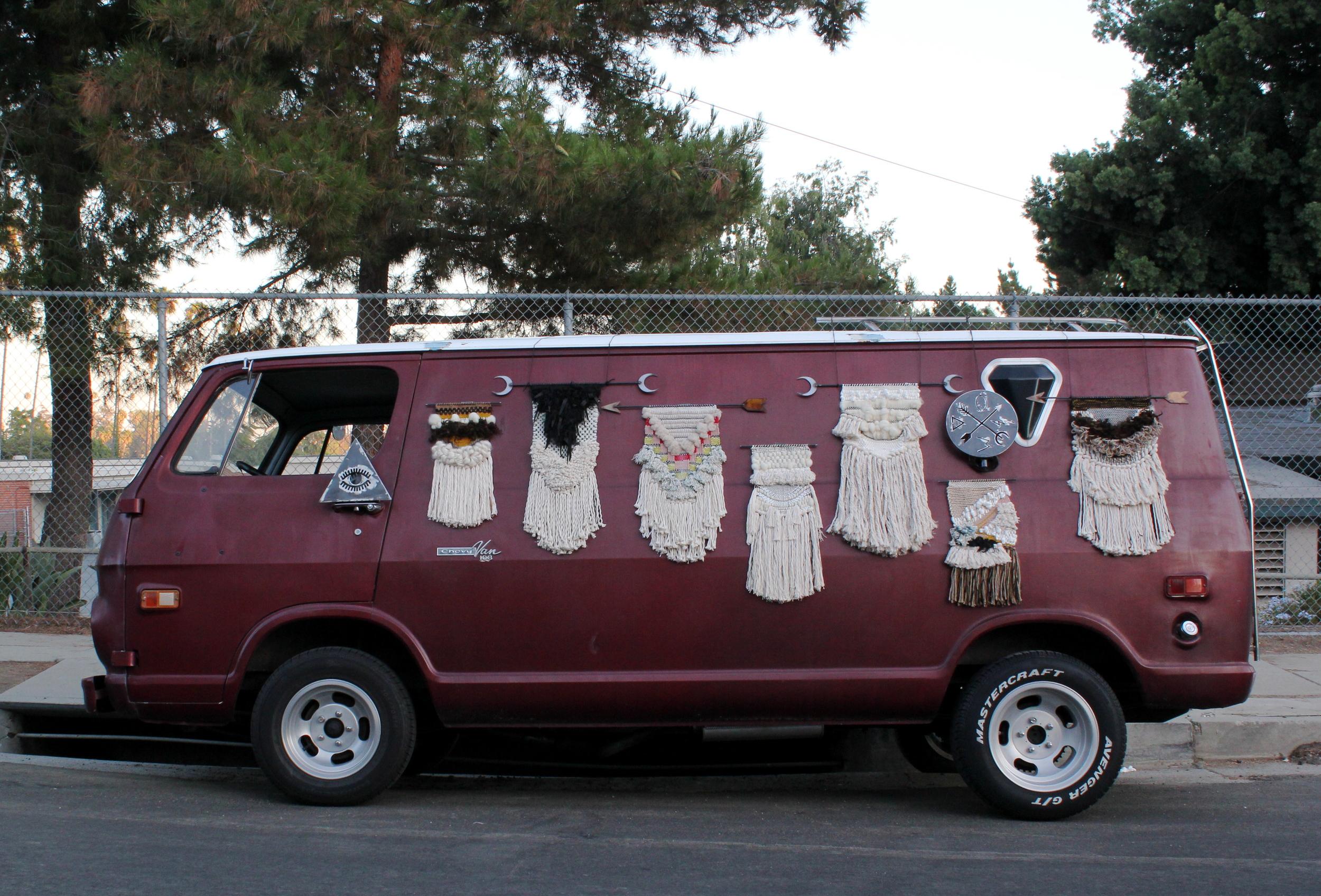 Los Angeles Van