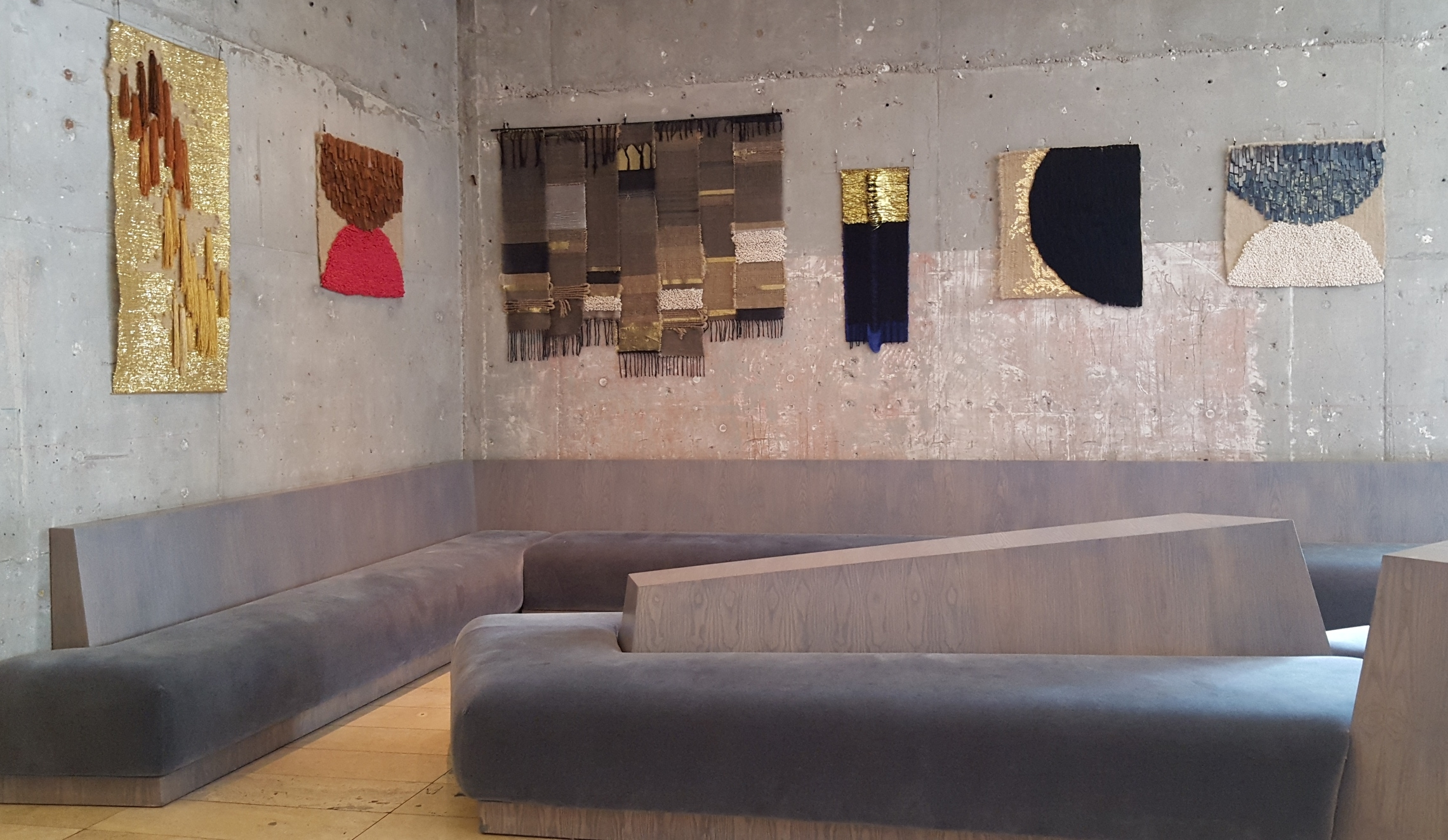 Weavings at The Line Hotel