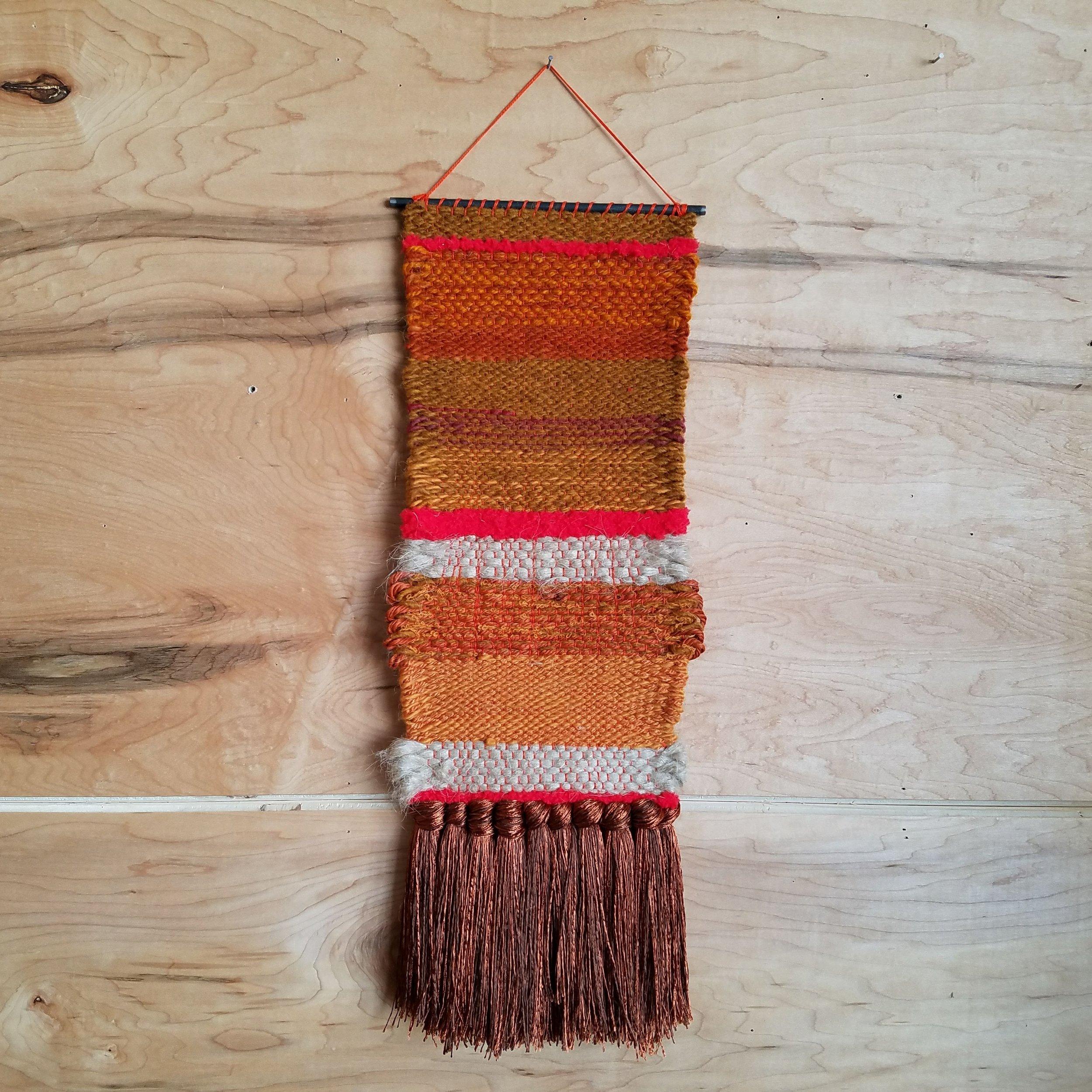 Small Rust Weaving