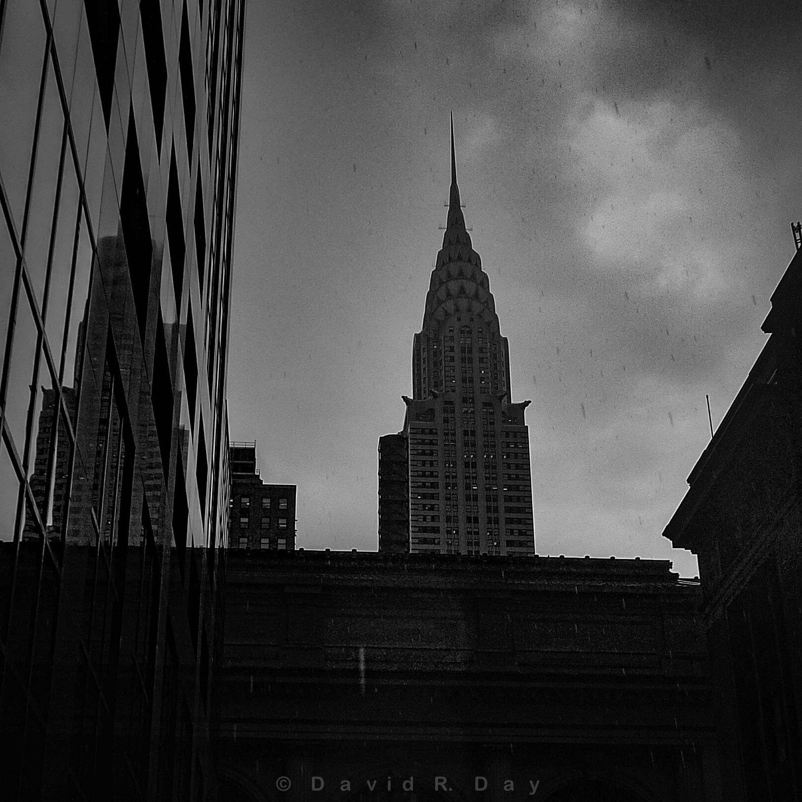 """""""Manhattan Rain"""""""