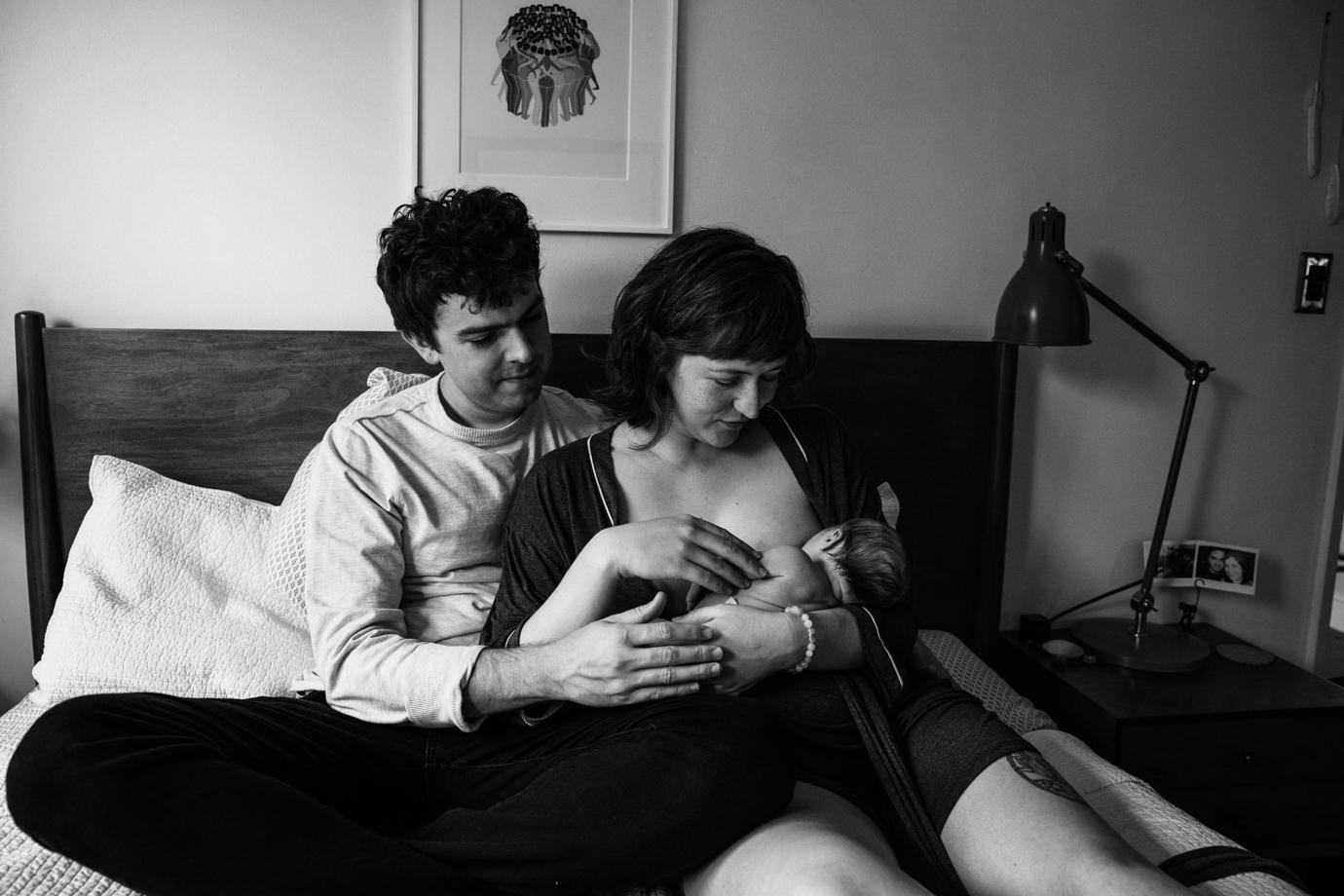birth photography Rebecca Coursey