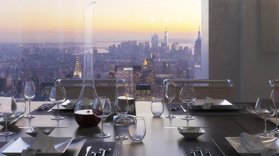 432 PARK AVENUE, NEW YORK CITY