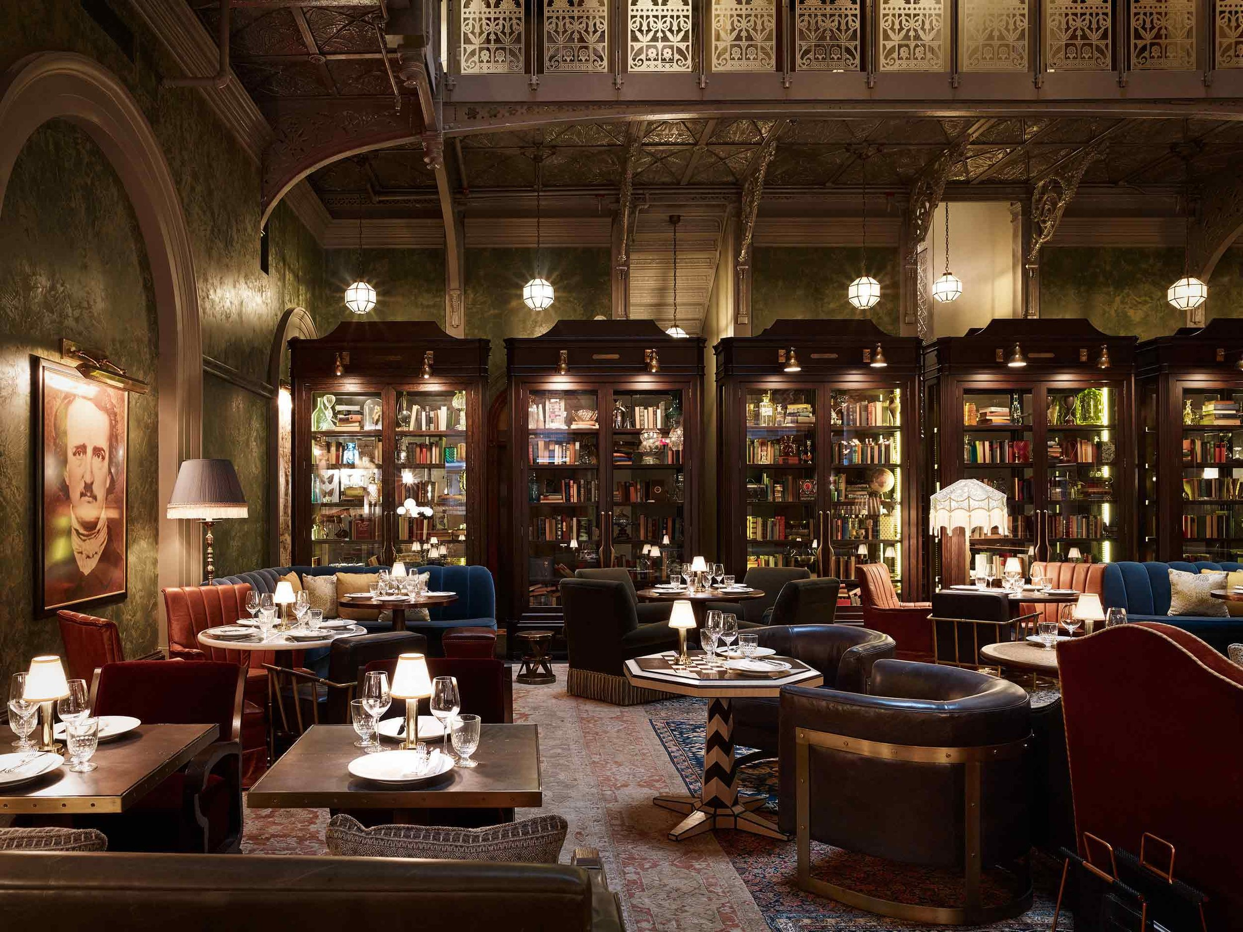 BEEKMAN HOTEL, NEW YORK CITY