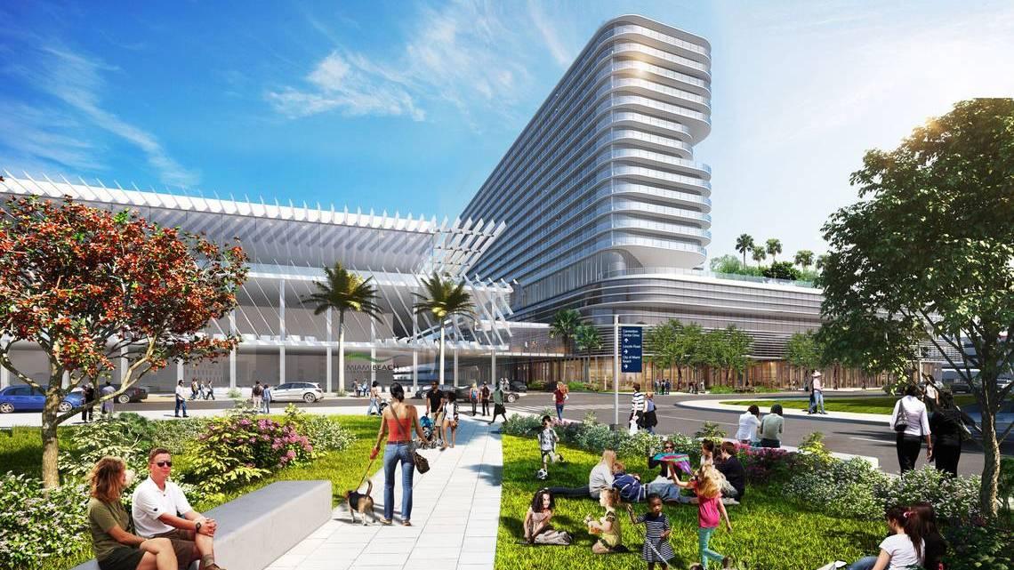 Miami Beach Convention Hotel -