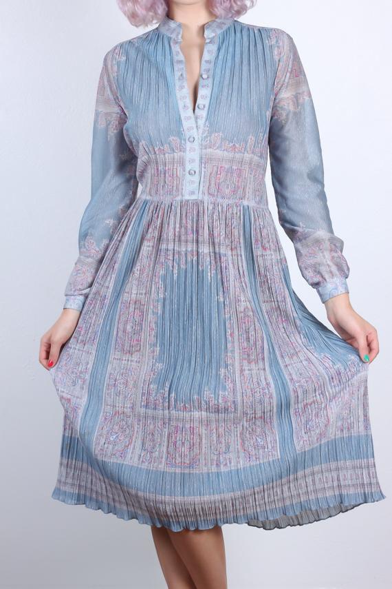 A Part of the Rest Recommends Vintage Hal Ferman Dress Flying Apple Vintage Carrie Bradshaw SATC.jpg