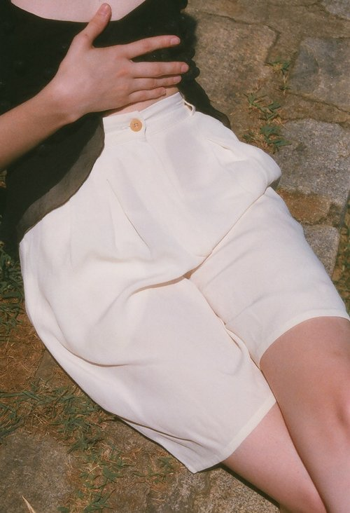 A Part of the Rest - Circa Now- Salt and Sand-Lauren Caruso-vintage finds-Lucia_zolea_armani_shorts.jpg