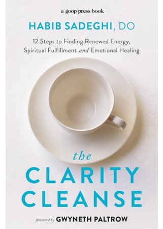 AUGUST Read - Love the idea that Dr Hadeghi gives on clearing our emotions in effort to relax our souls and heal both our bodies and minds