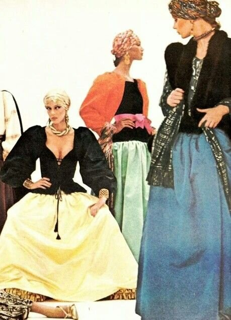 A Brief History Of The House Of Yves Saint Laurent A Part Of The Rest