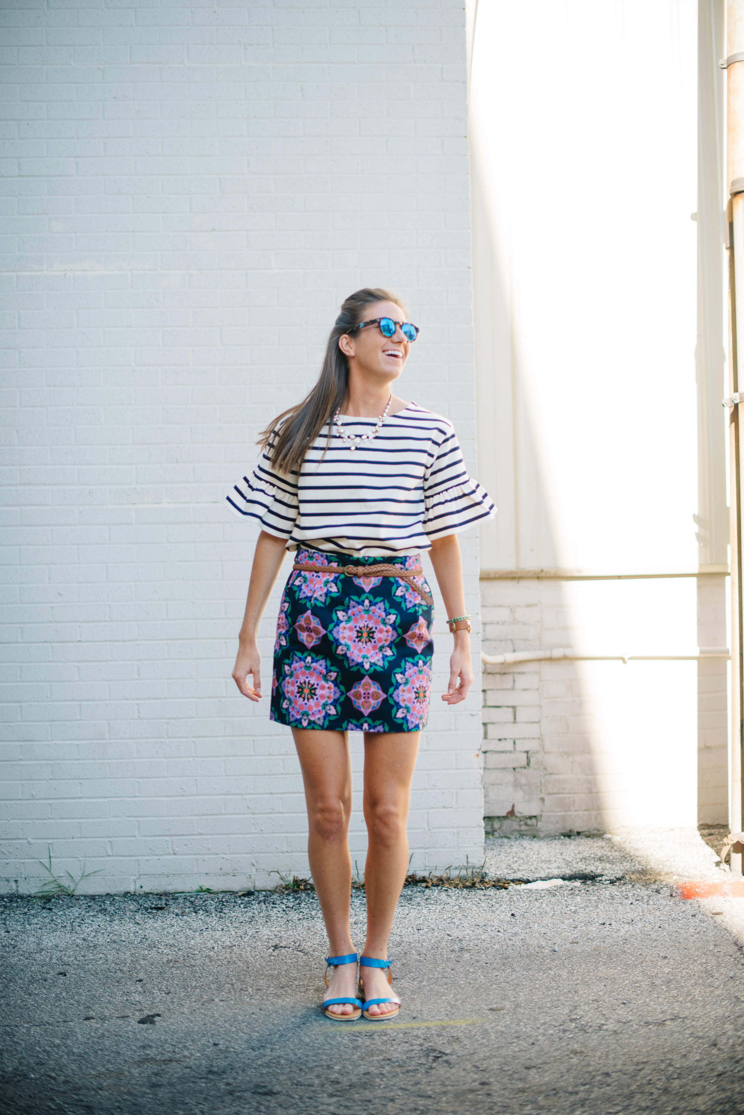 Erika Aileen Photography || Lafayette, IN USA || Downtown Fashion