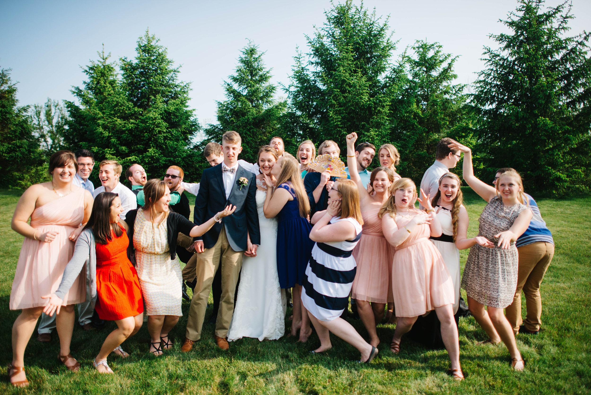 Erika Aileen Photography    Lafayette, IN USA    Wedding