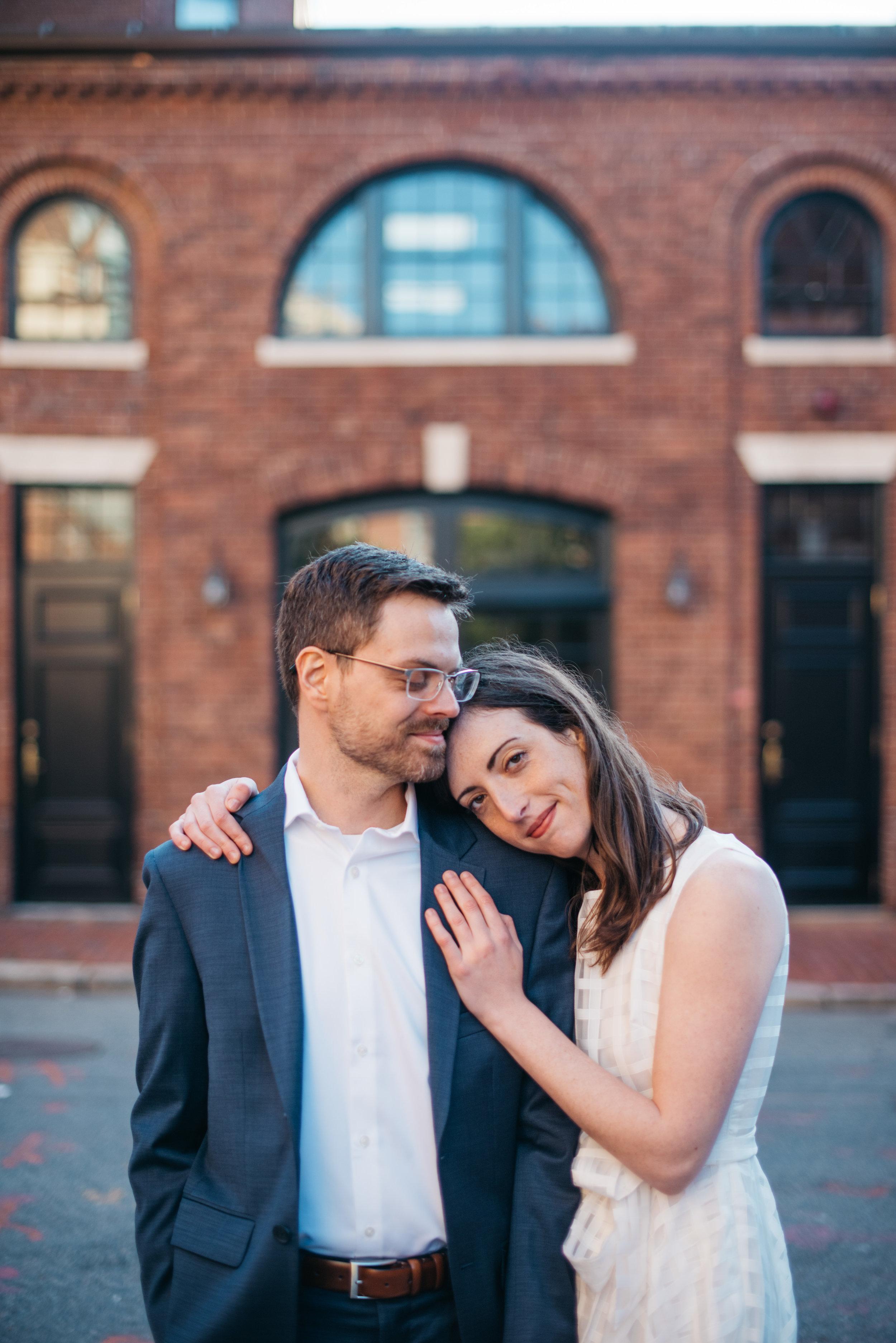 erika aileen boston wedding photographer beacon hill portrait session