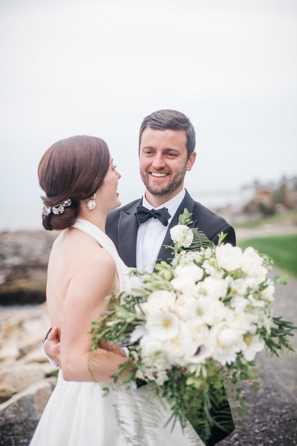 Cliff House Maine Wedding Erika Aileen Photography Maine Wedding Photographer