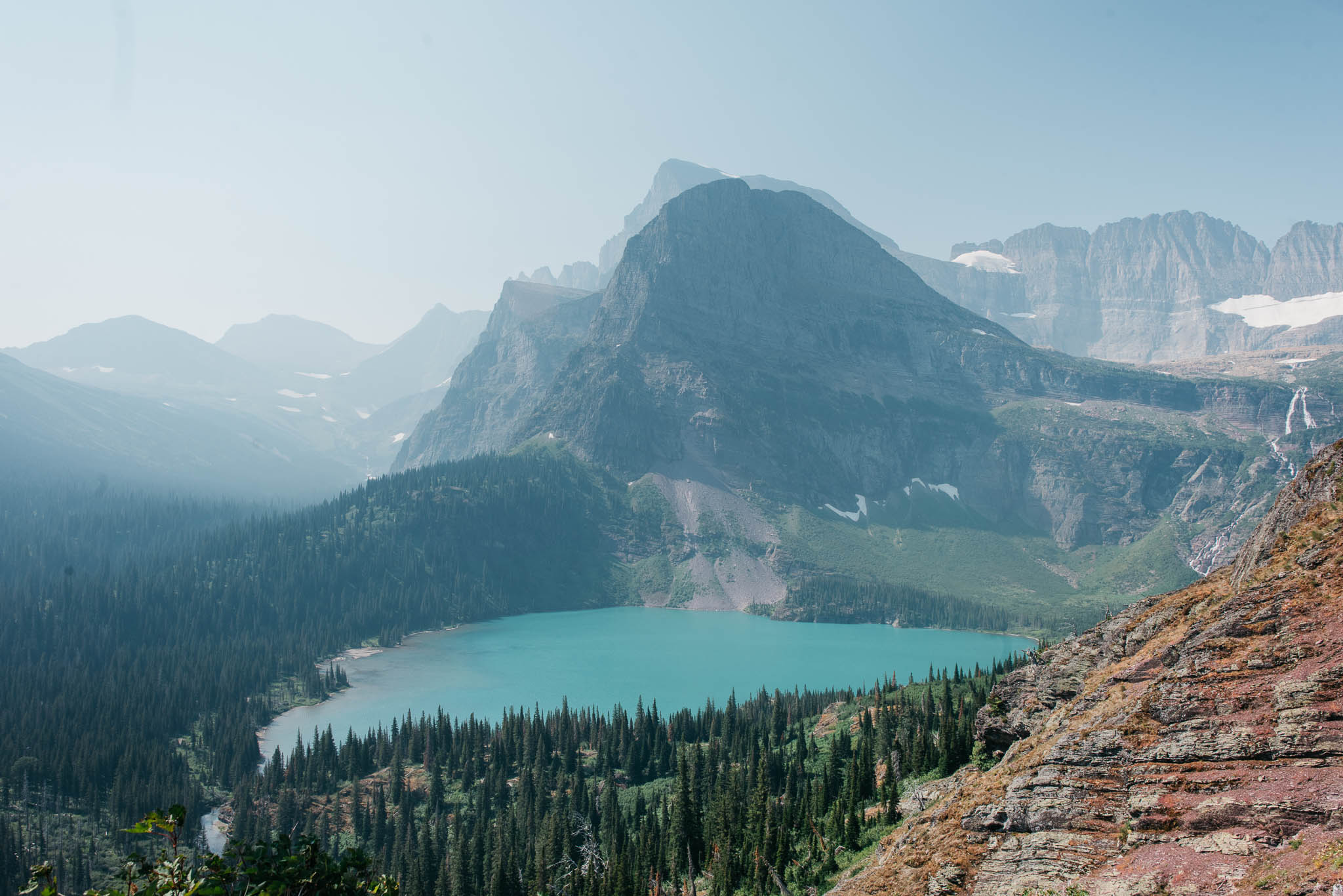 Glacier National Park Erika Aileen Destination Wedding Photographer