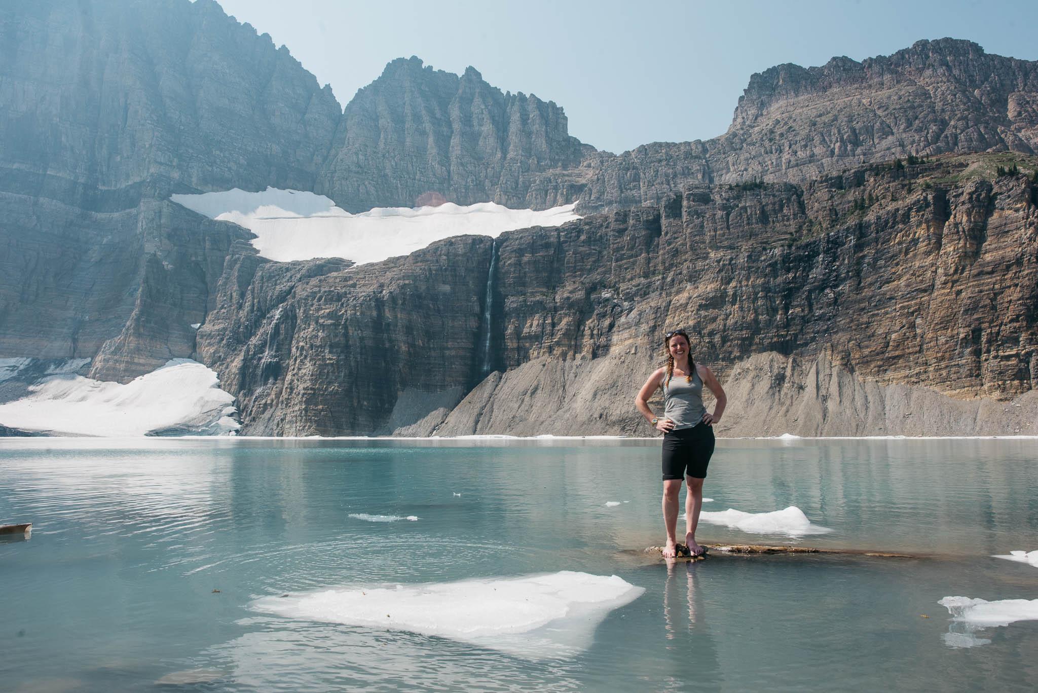 Glacier National Park Erika Aileen Destination Wedding Photographer