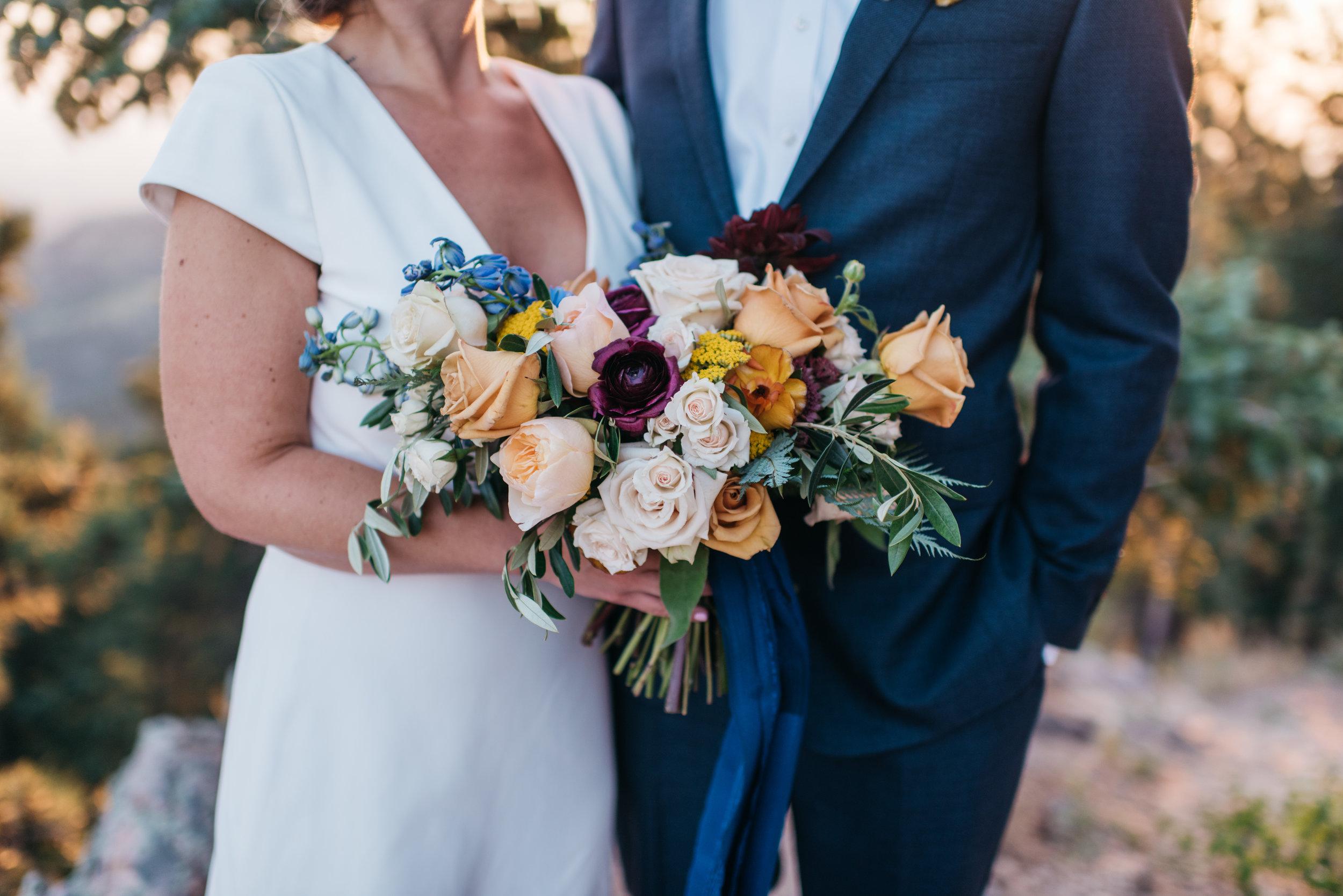 erika aileen boulder colorado wedding photographer lost gulch overlook elopement