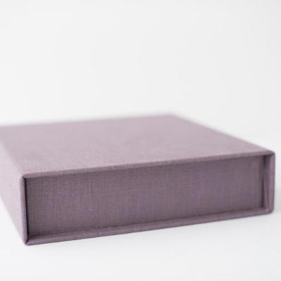 """Linen Box +$275 (8"""") +$300 (10"""") +$325 (12"""")"""