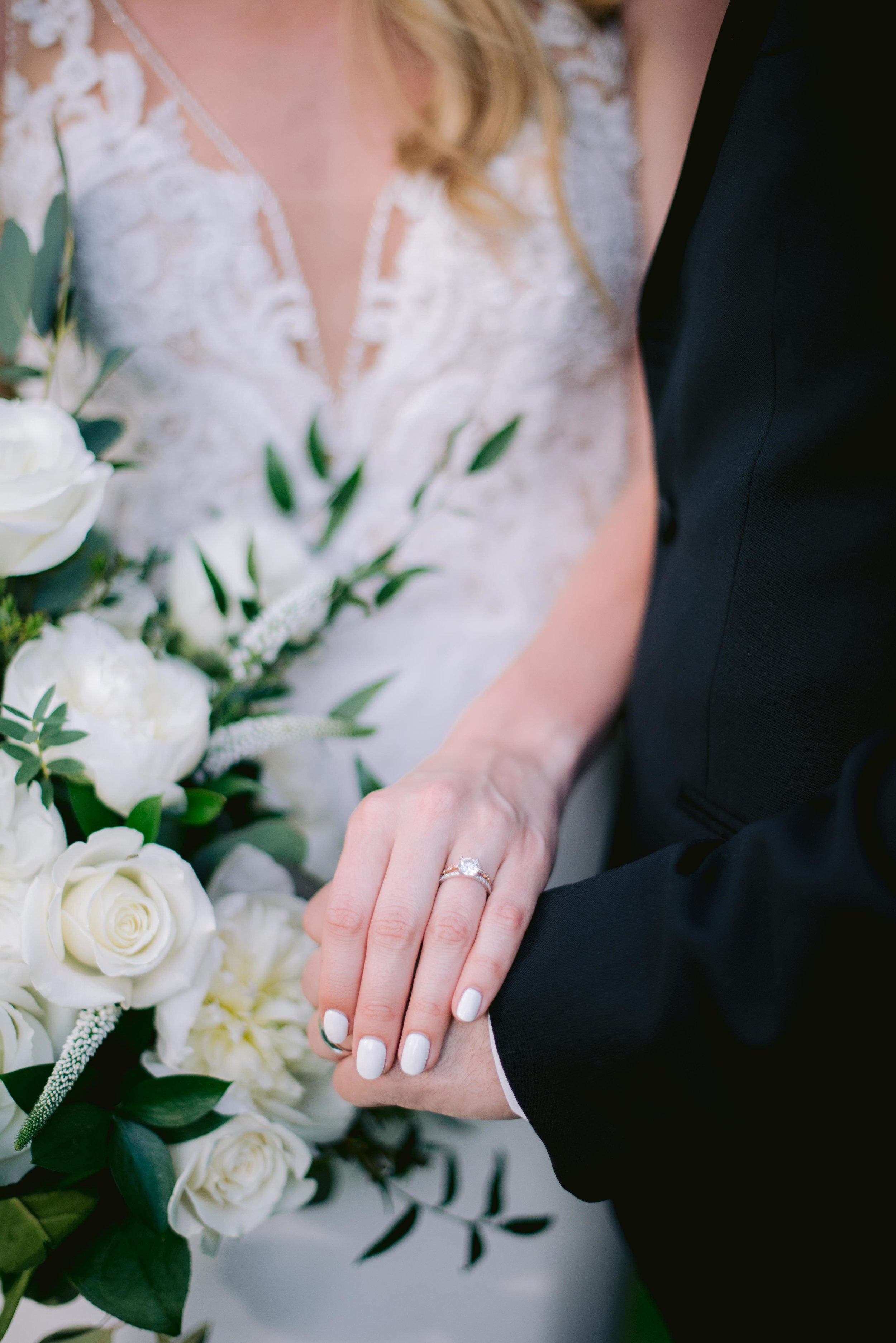 Lafayette Indiana Country Club Purdue Memorial Union Wedding Erika Aileen Photography