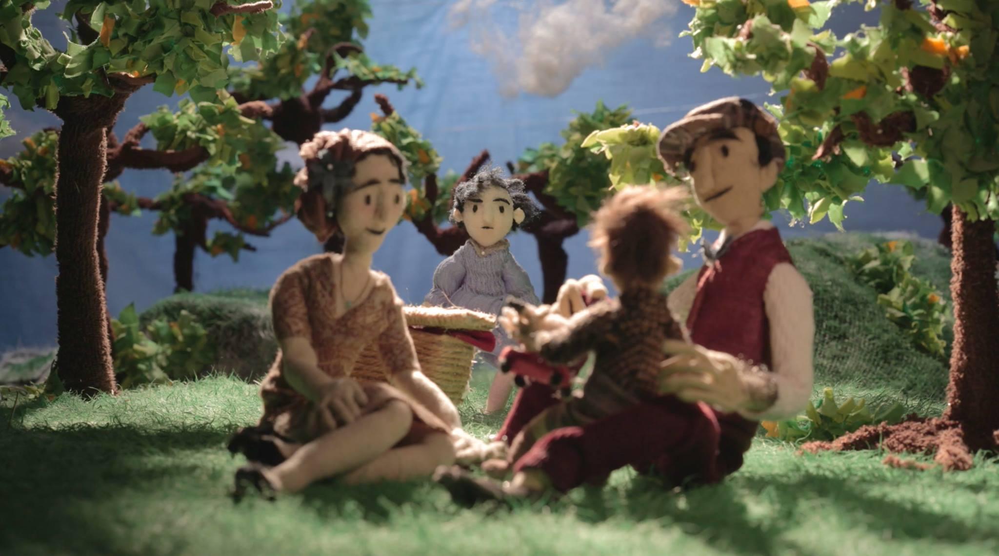 The Likes and Dislikes of Marj Bagley - Original Score | Animation