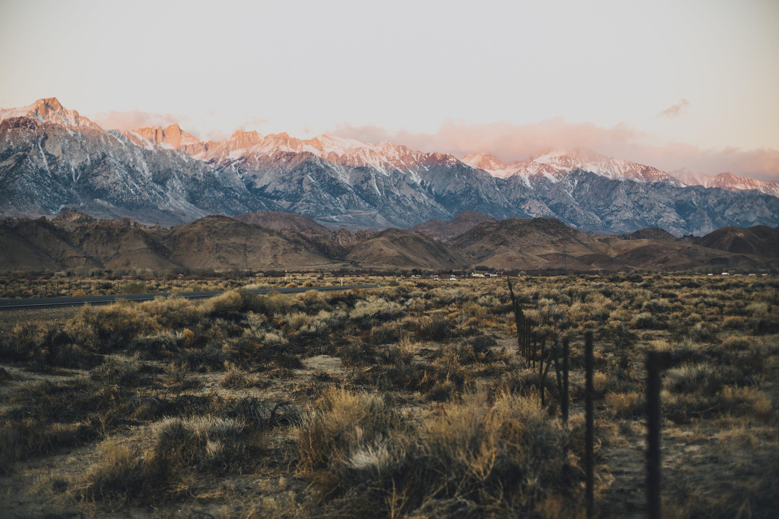Lone Pine, CA