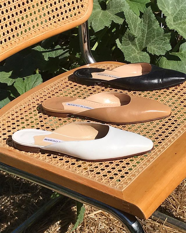 Manolo collection coming soon to @acurrentaffair in LA — Sept 21+22