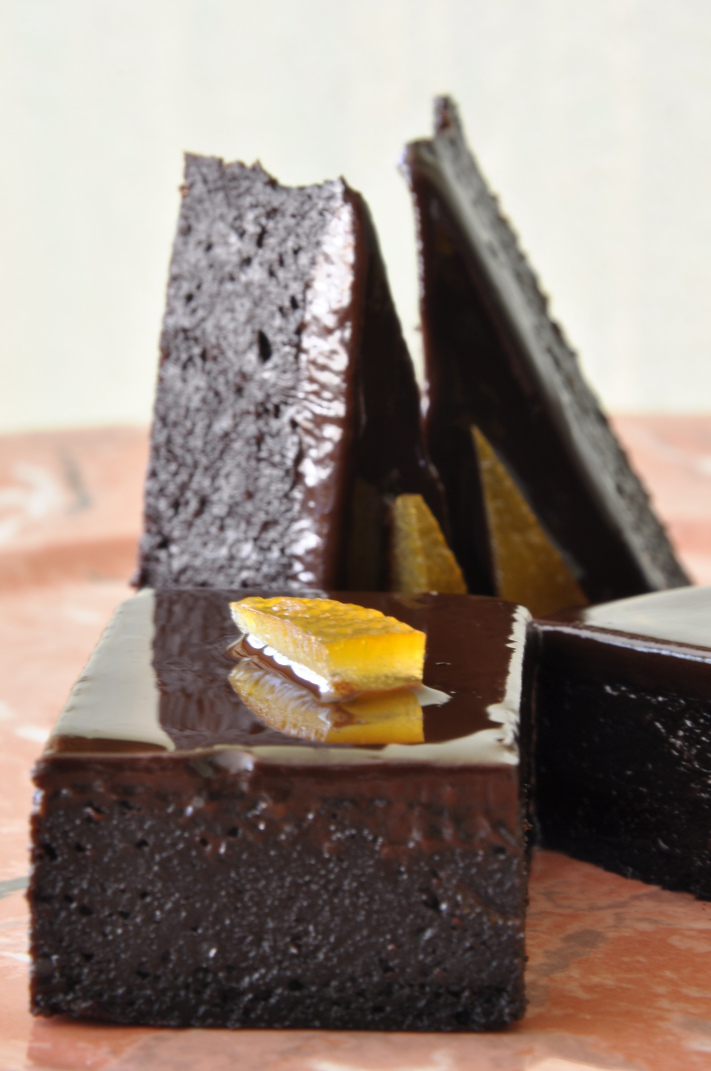 Chocolate Earl Grey Pavé