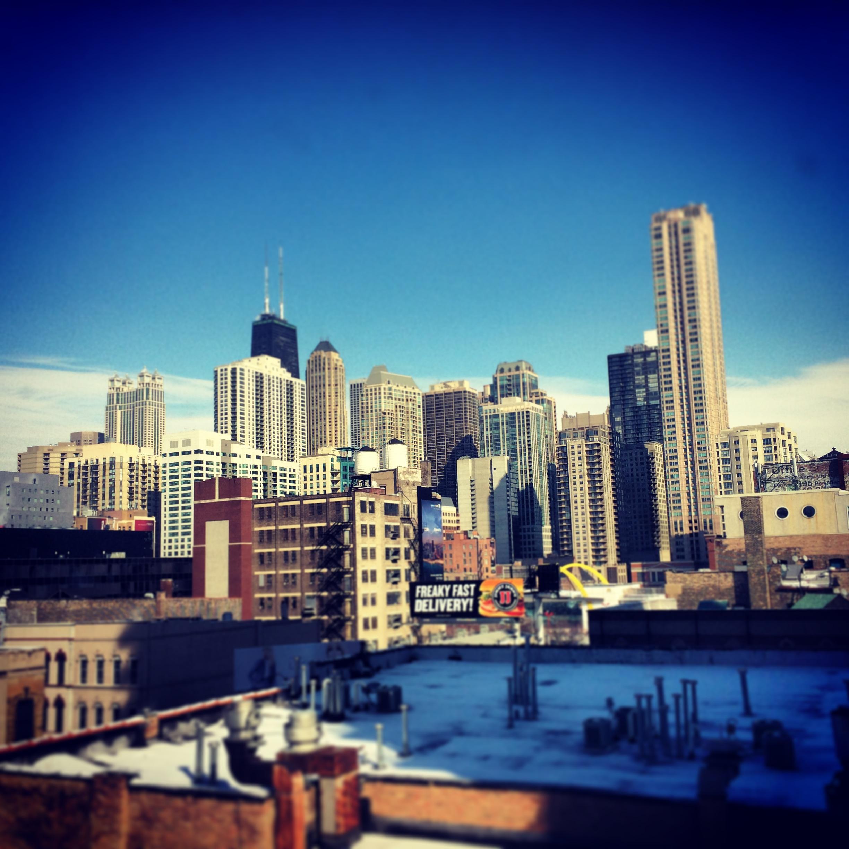 River North Skyline (Chicago, IL)