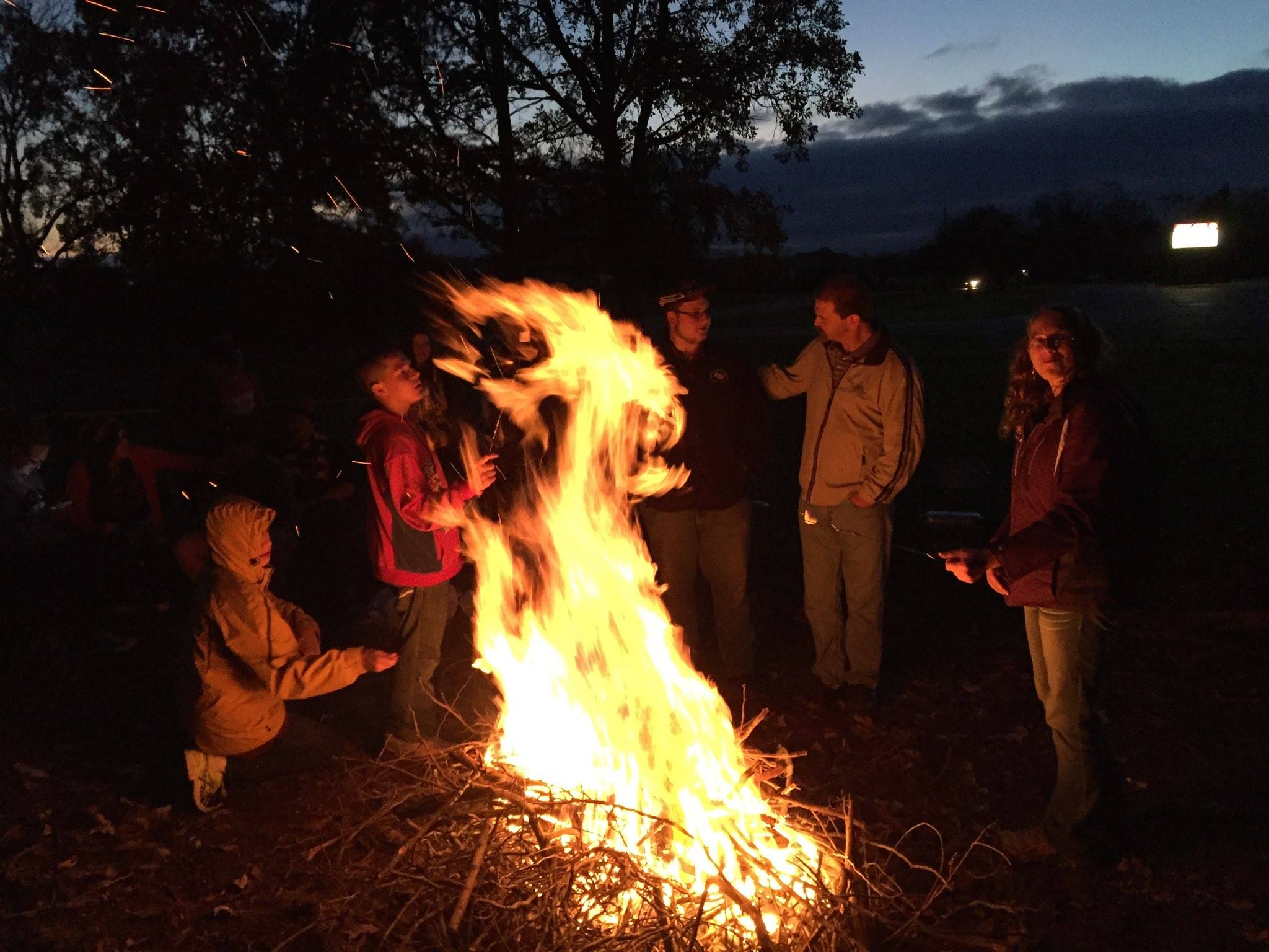 Bonfire Night!!!