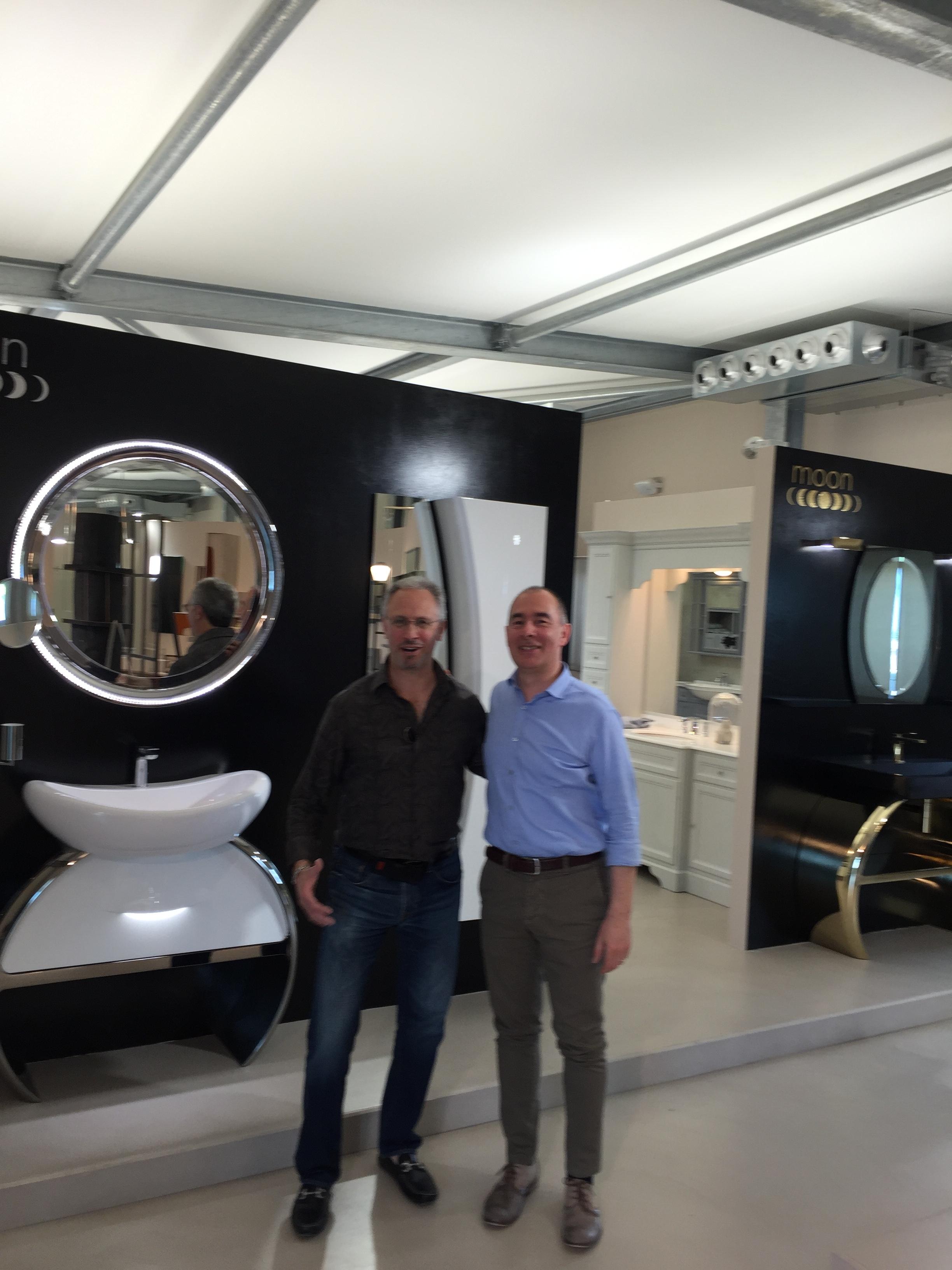 Rob Nusbaum, EuroAmerica Design with Guilio Botteon, Cerasa