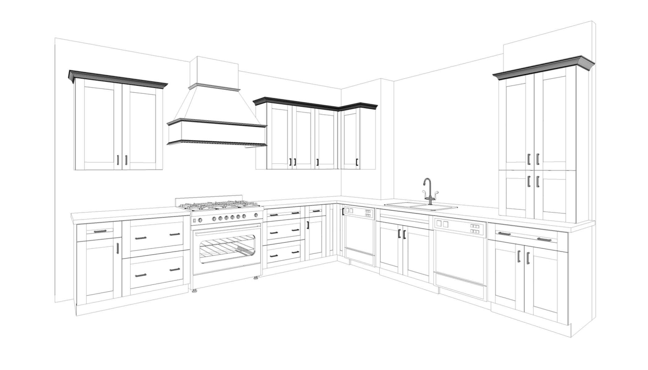 Click here to see how this kitchen turned out!