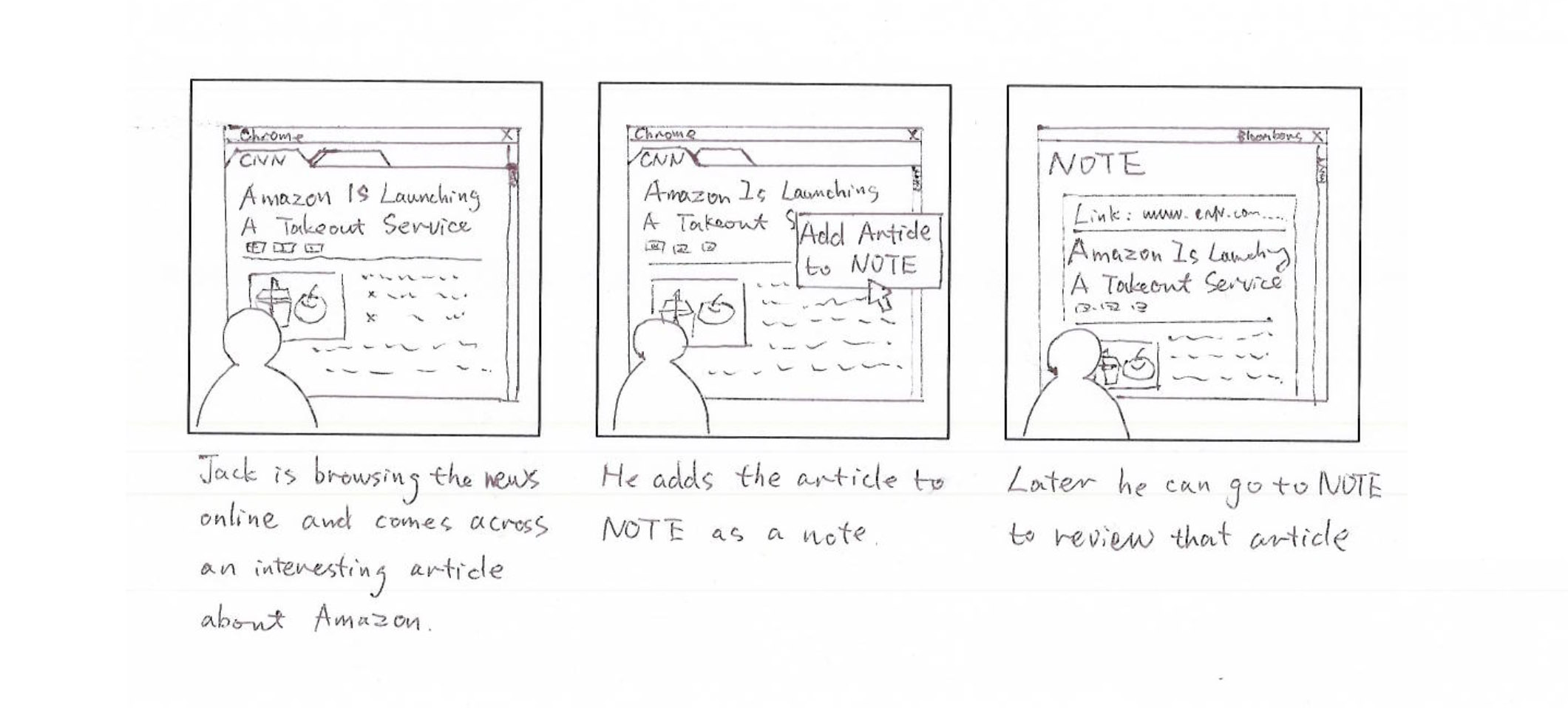 Use Case #2: Creating Notes from the Web