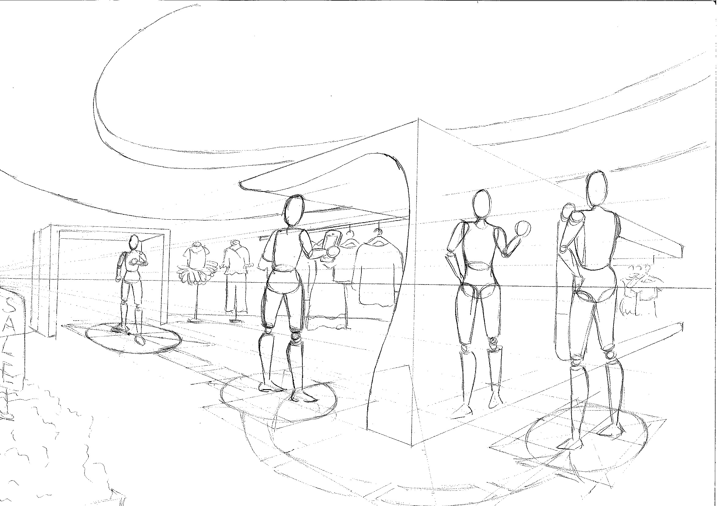 Interactive Mirror (Draft)