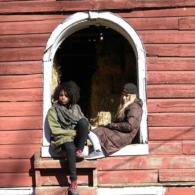 Briar and Sarah. ❤