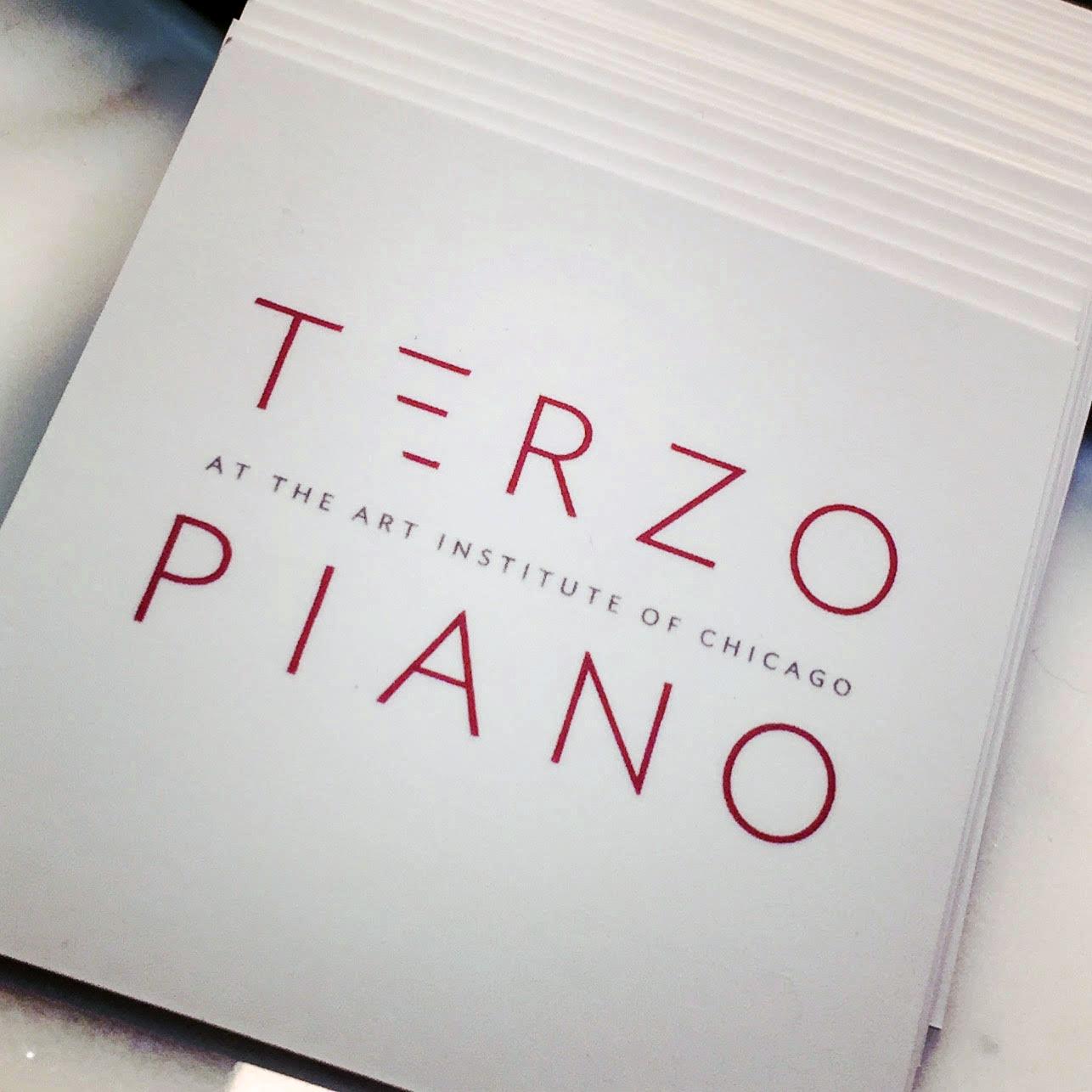 Agentsie Logo Design - Terzo Piano, Chicago