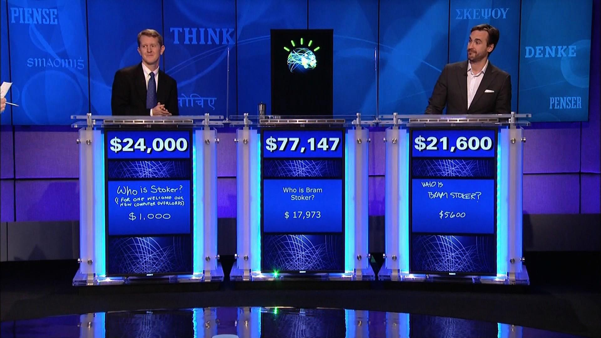 IBM Watson - supercomputador