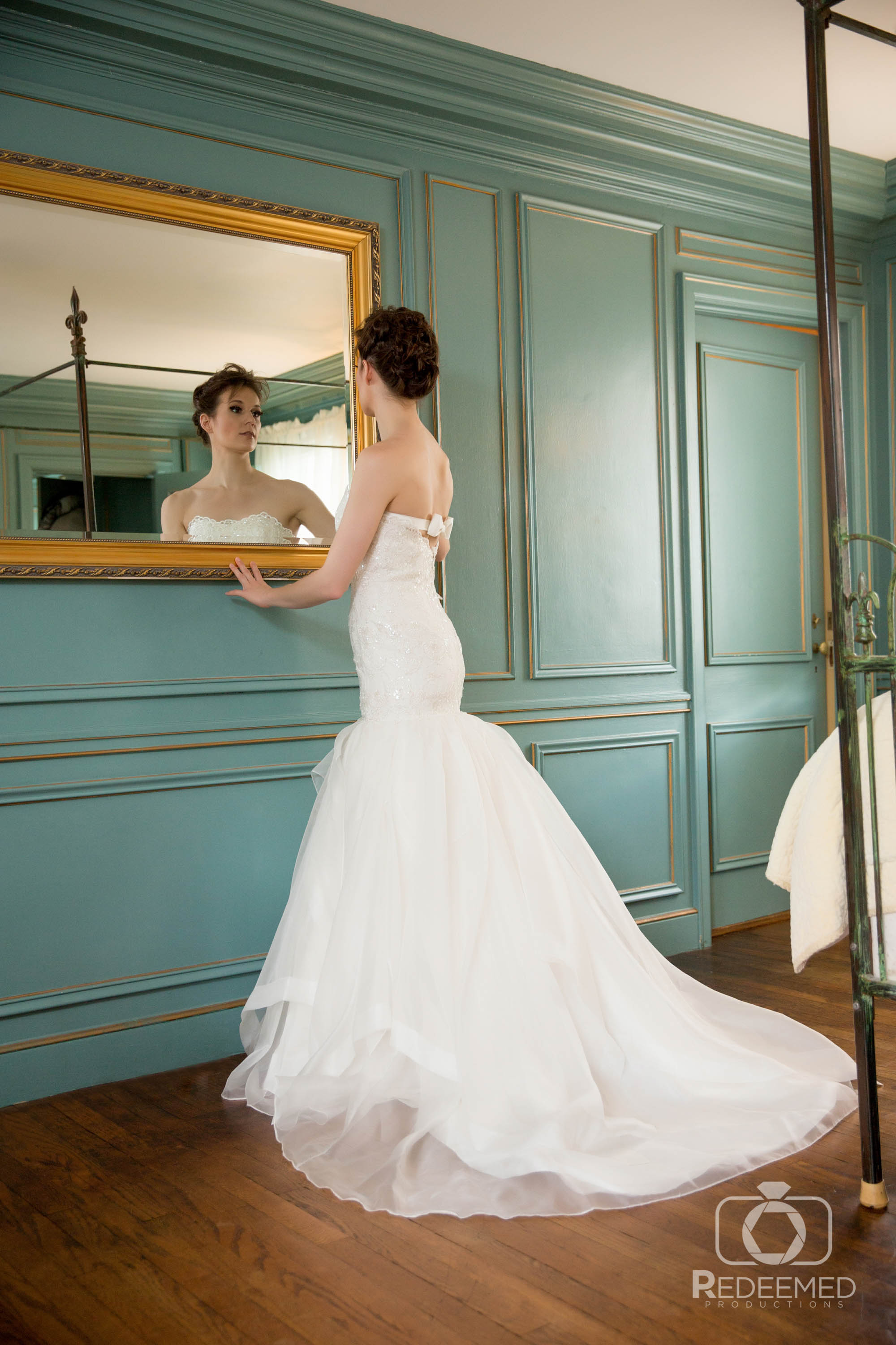 Bridal Couture by Sonni Custom Lace wedding dress