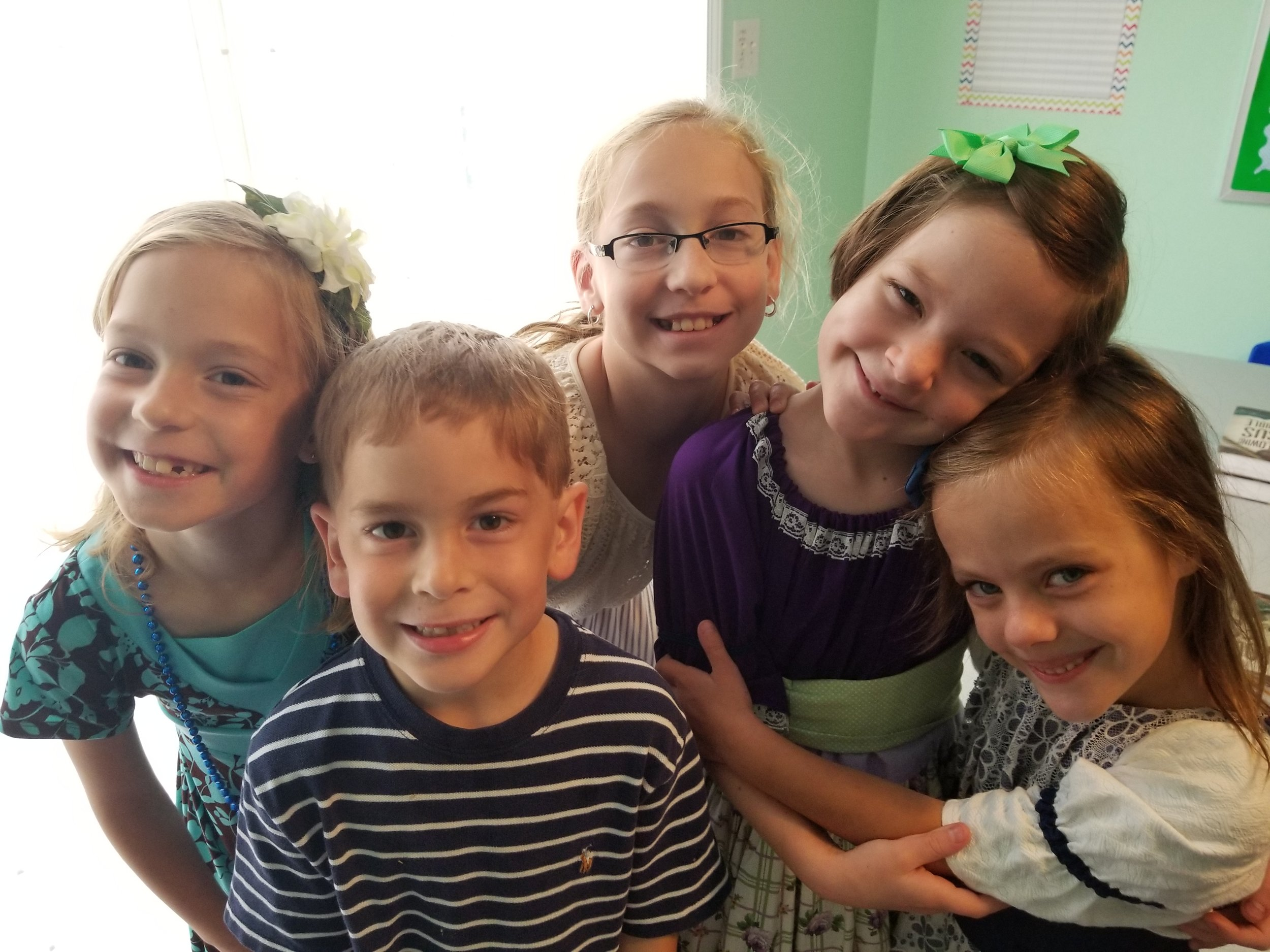 Children's Church - (Age 3 through Kindergarten)Halfway through Worship, an announcement will be made dismissing children. A teacher will be standing in the back to walk children to Children's Church. Kids will have a Bible lesson, craft, snack, and playtime.First time visitors: Parents, please walk with your child to the Children's Church room to check-in your child so you will know where to go after church for pick-up. Visiting children will only be released to the person who dropped them off.