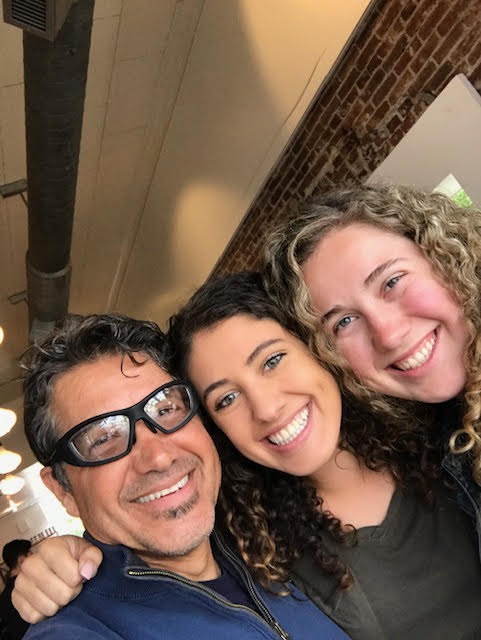 Bianca and Chiara 2018