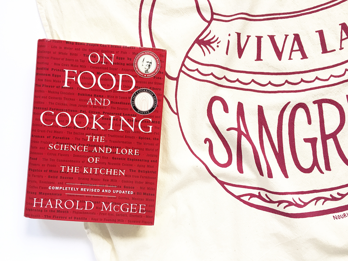 Cookbook + kitchen towel = hostess gift!