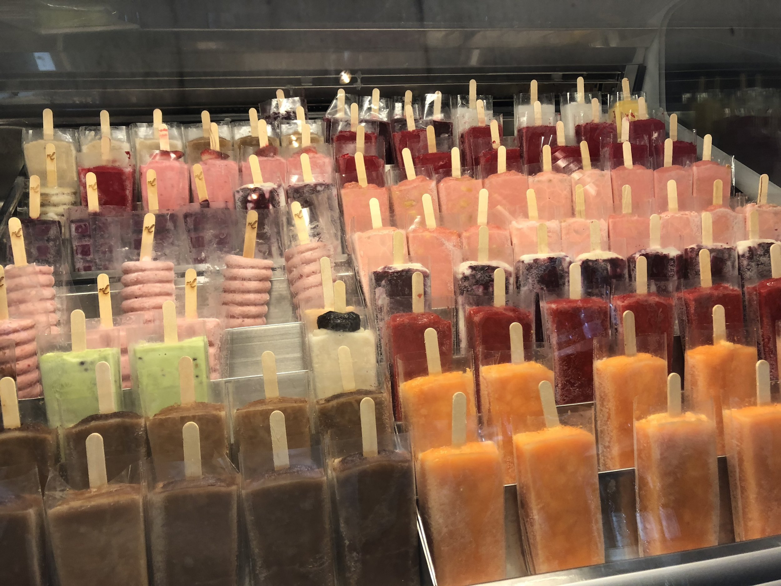 Paletas (popsicles)
