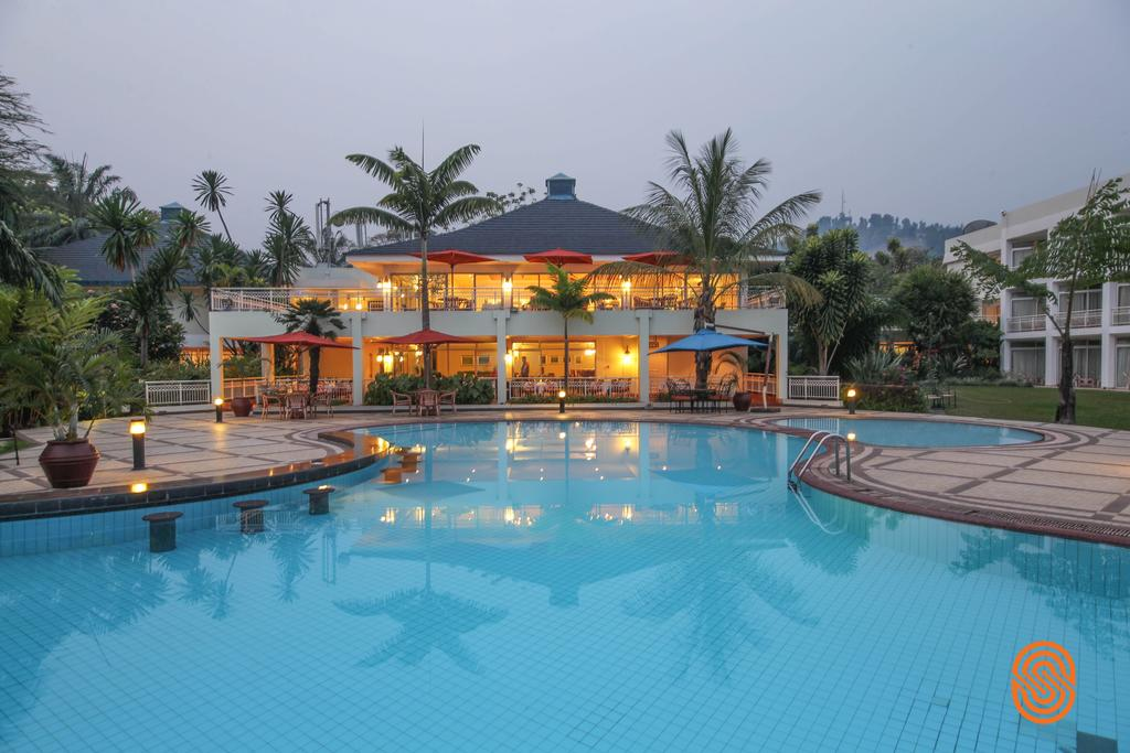 Photo: Exterior Lake Kivu Serena, Courtesy of Lake Kivu Serena