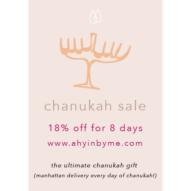 ✨ C H A N U K A H S A L E ✨  Need a Chanukah gift? We can deliver any of the 8 days in Manhattan! We also have NEW Challah covers at different price points and baby pillows up on the site - check out the link 👆🏼18% OFF applied  automatically at checkout #happychanukah #chagsagmeach . . . . . . #chanukah #newyork #chanukahgift #challahcover #babypillow #judaica #jewish #heirloom #contemporaryjudaica #ahyinbymicaelaezra #light #festivaloflights