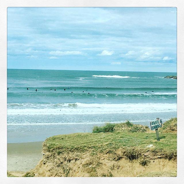 El #otoño y su #mares #swell 🇺🇾🙏🏽#surfing