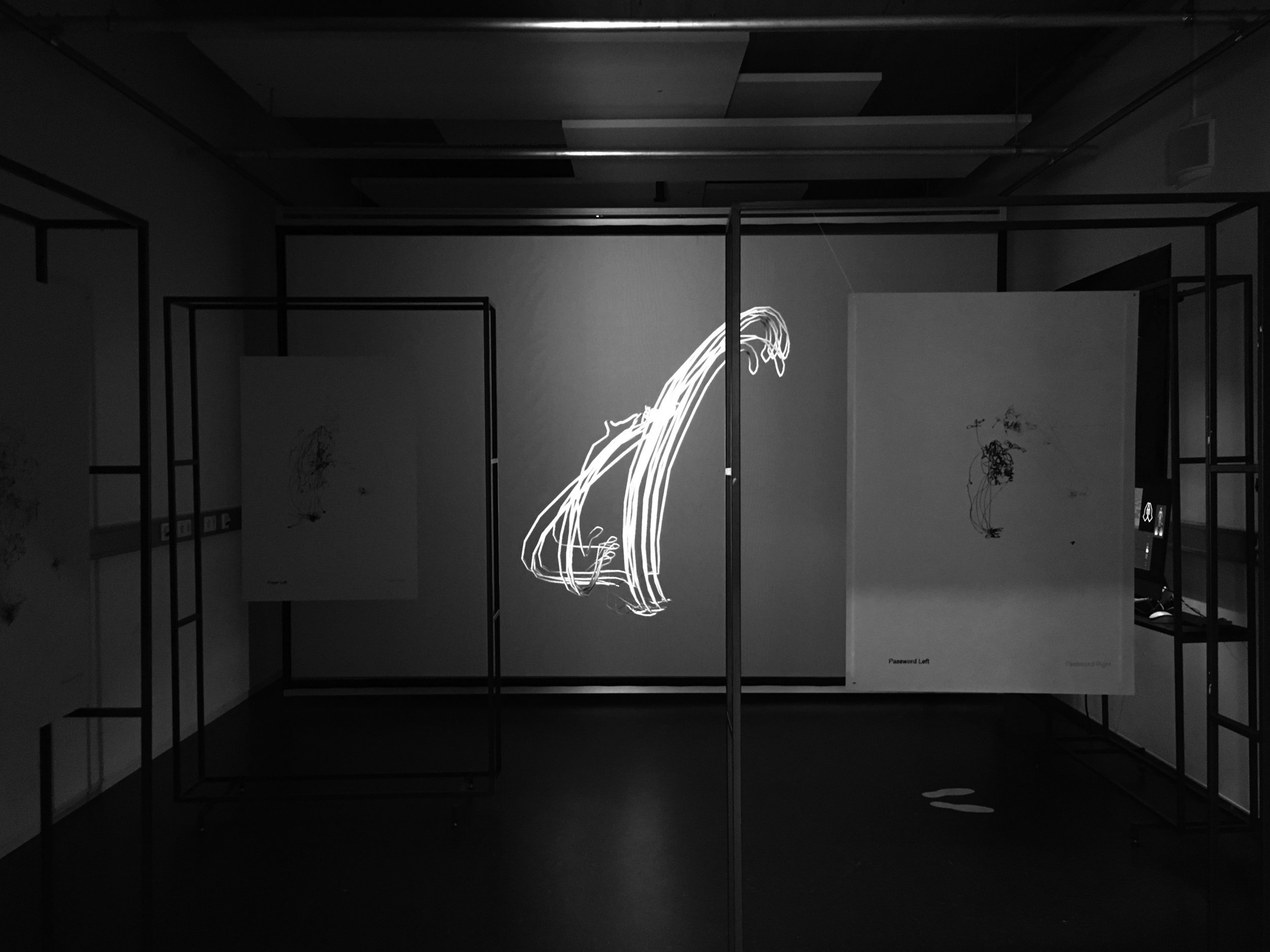 Final Exhibition Space
