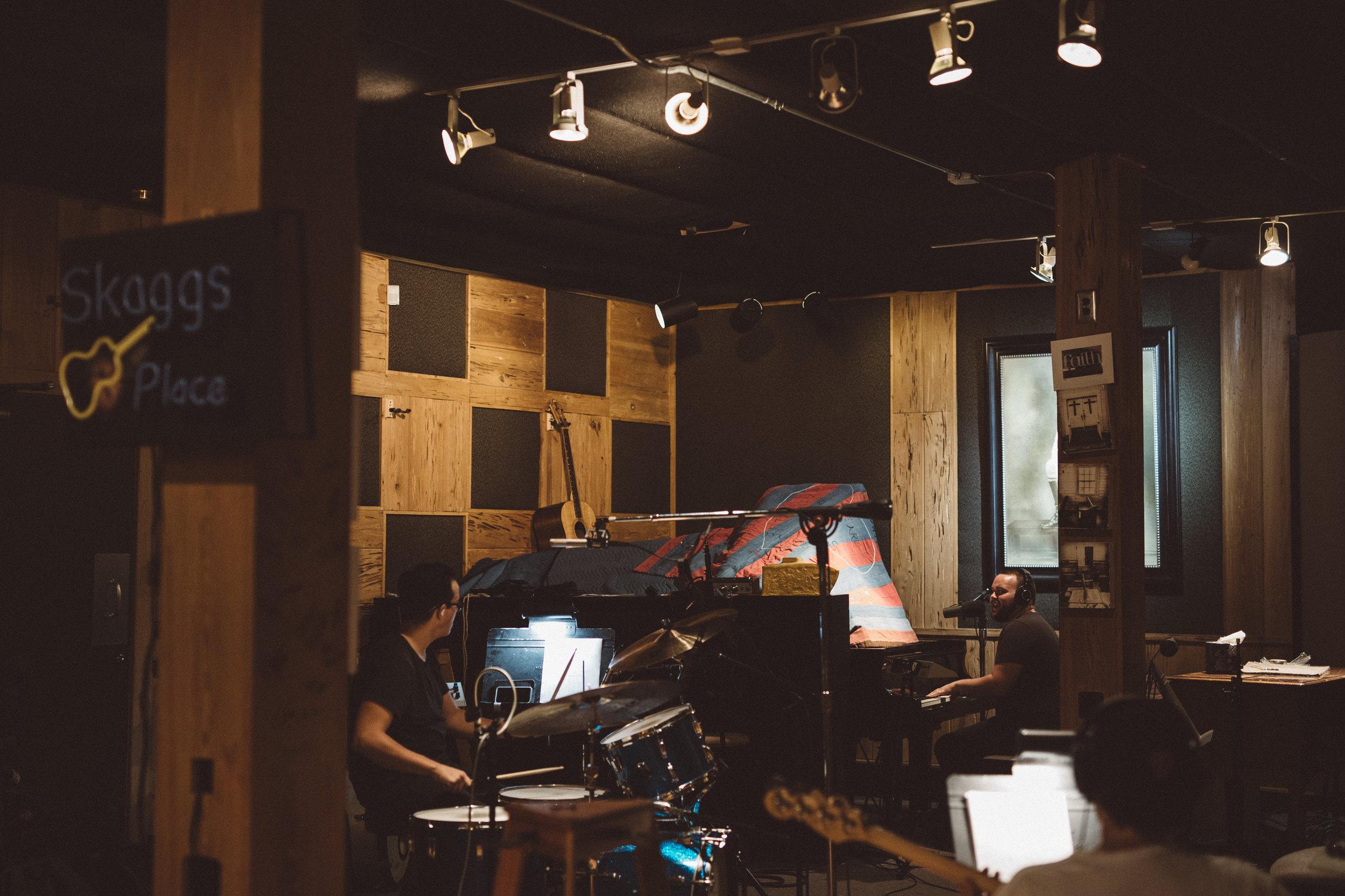 Mikaela Hamilton- Matt Wright in studio-1.jpg