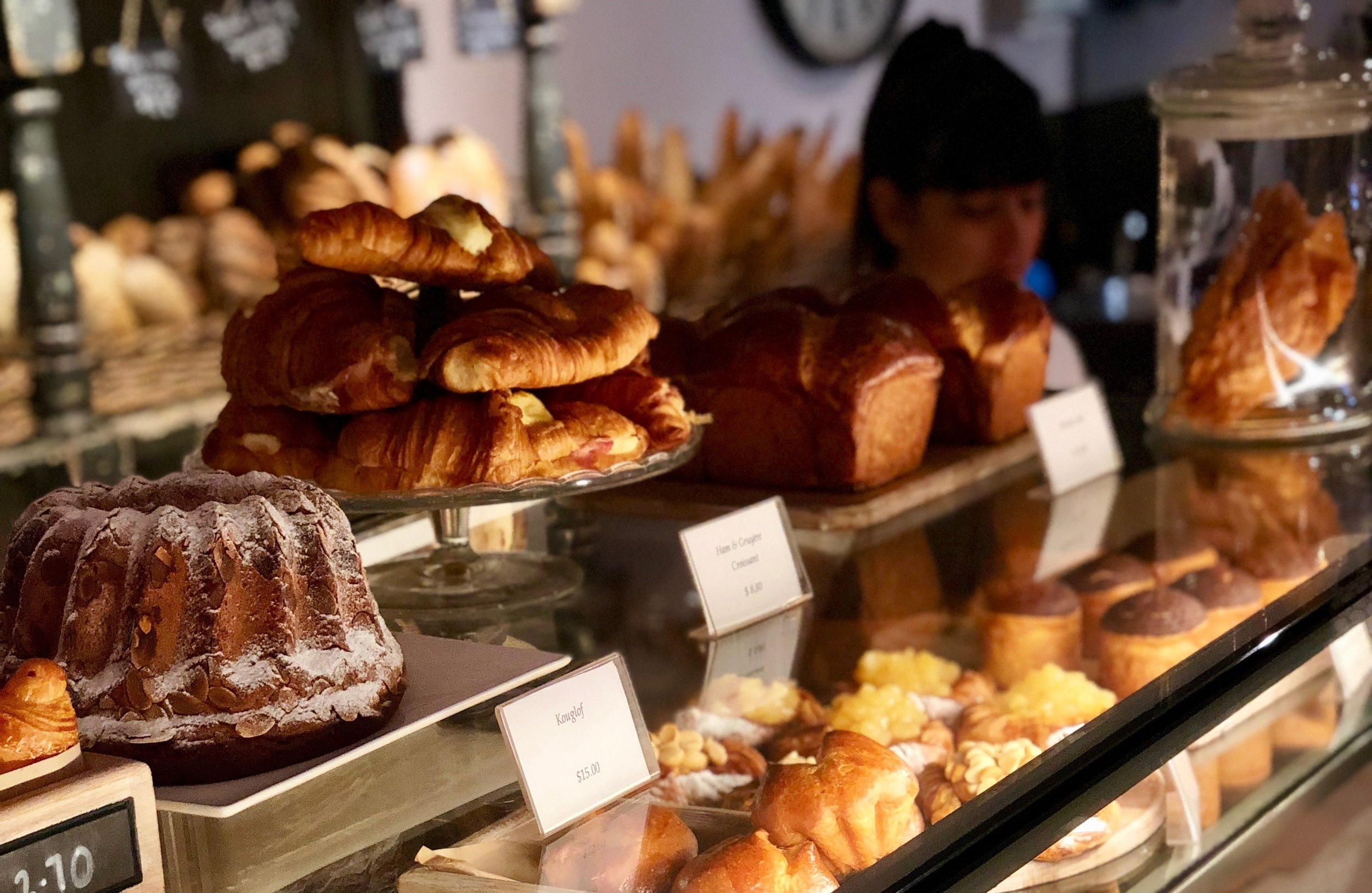 Chouquette Traditonal French Bakery & Patisserie | 19 Barker St  New