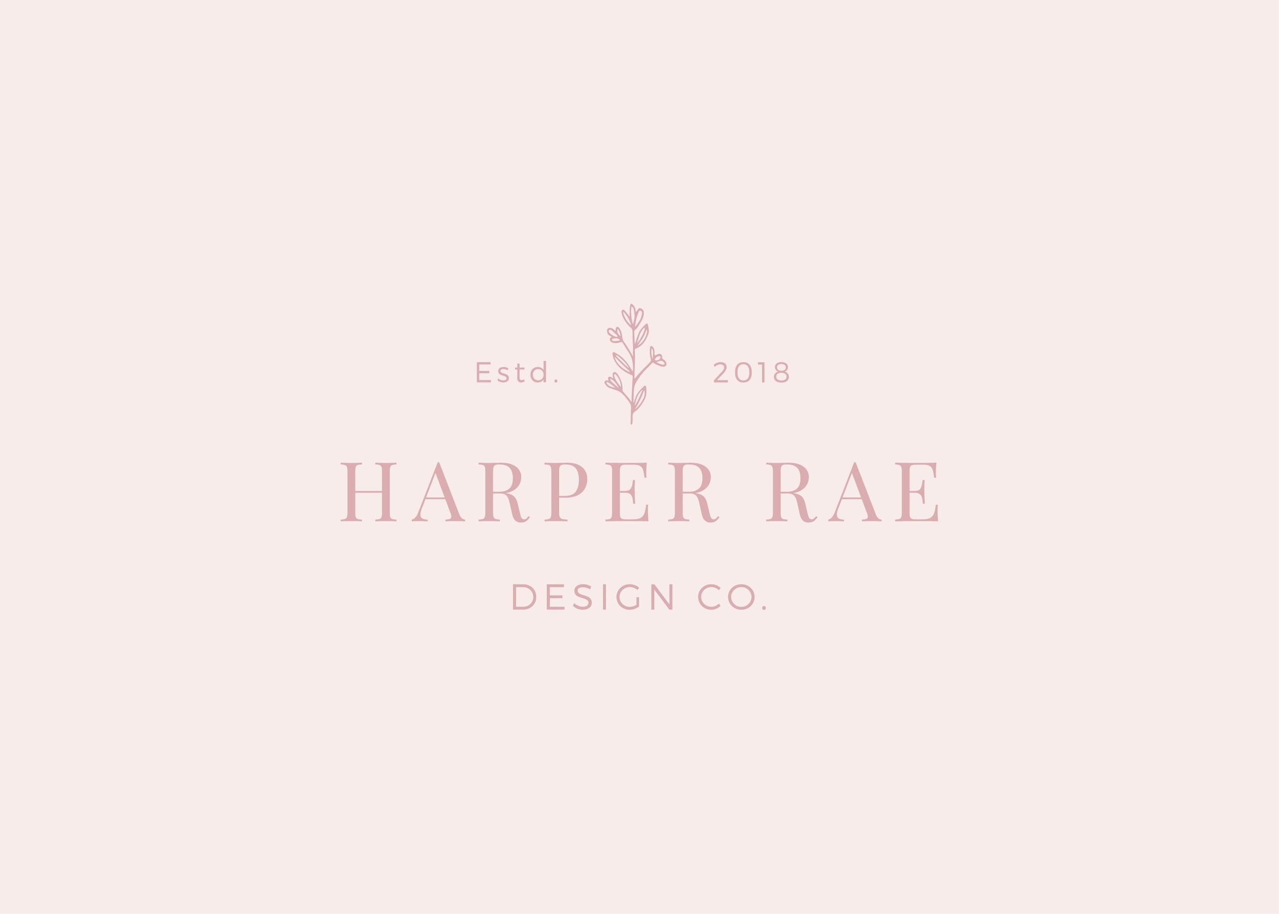 HARPER RAE DESIGN CO.
