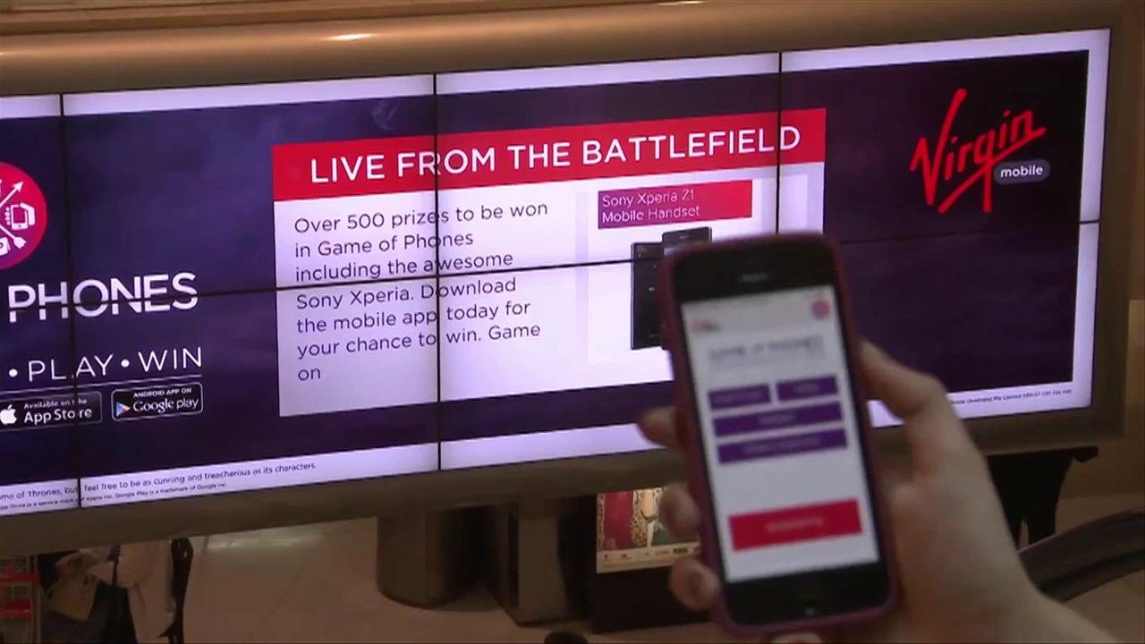 Virgin Games Mobile App