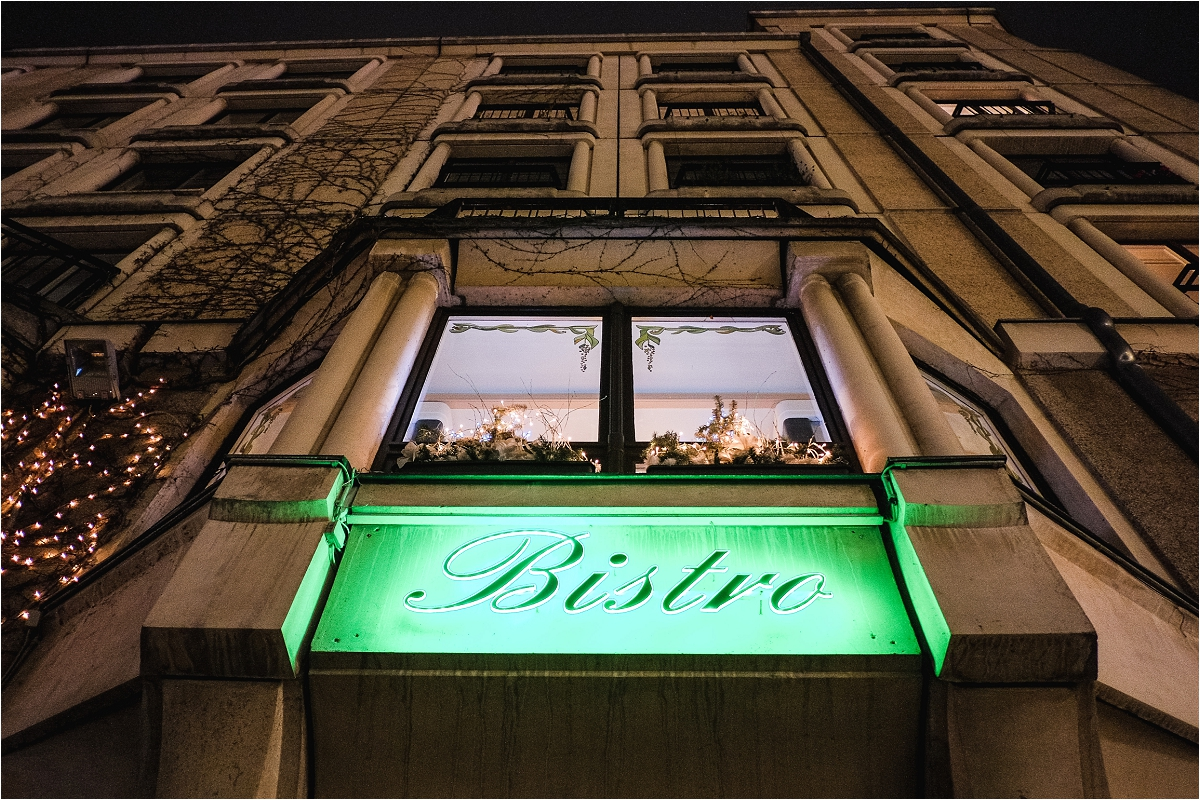 Berlin photographer bistro