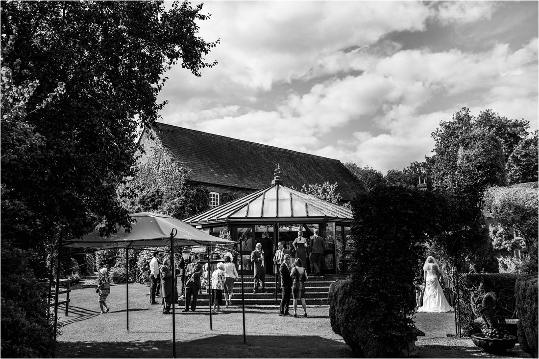 Wedding photographer in Berkshire - Tracey & Sean